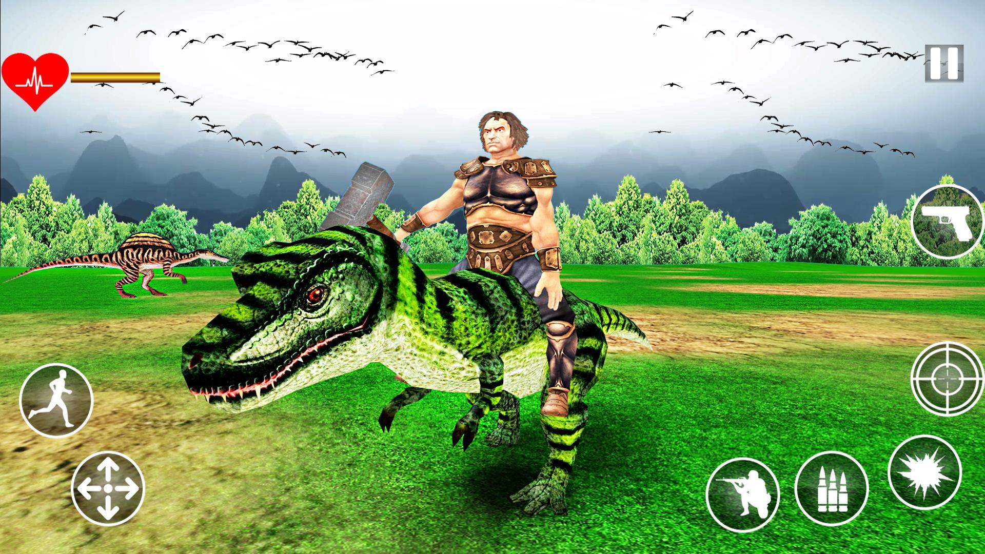 Safari Dinosaur Hunter 1.0 Screenshot 3