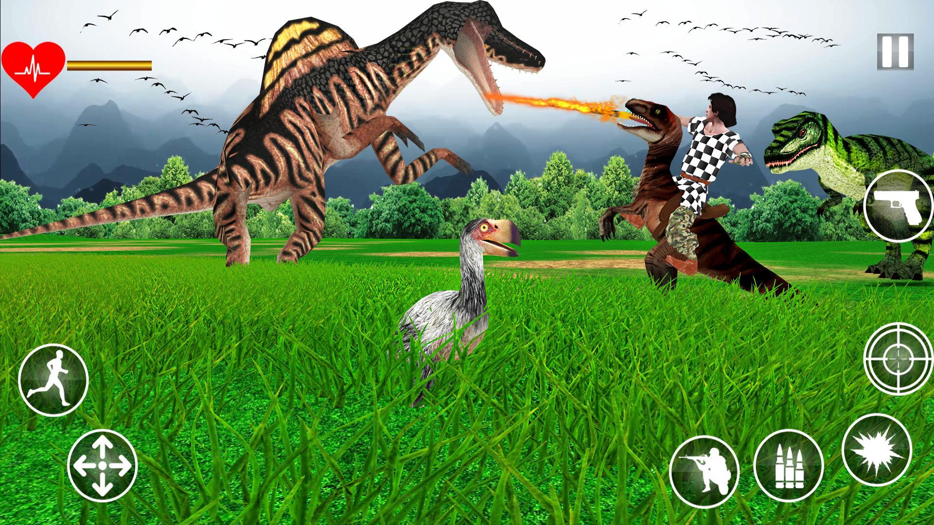 Safari Dinosaur Hunter 1.0 Screenshot 5