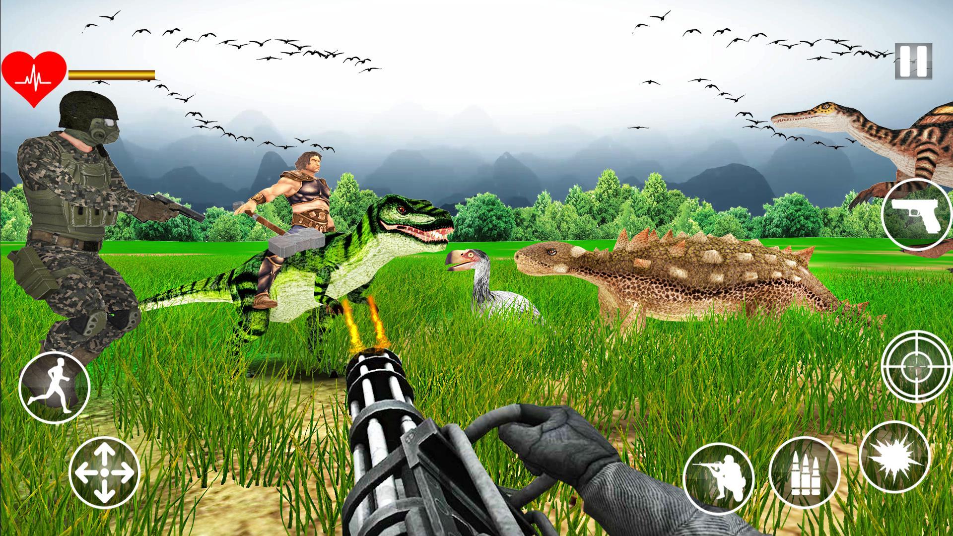 Safari Dinosaur Hunter 1.0 Screenshot 6