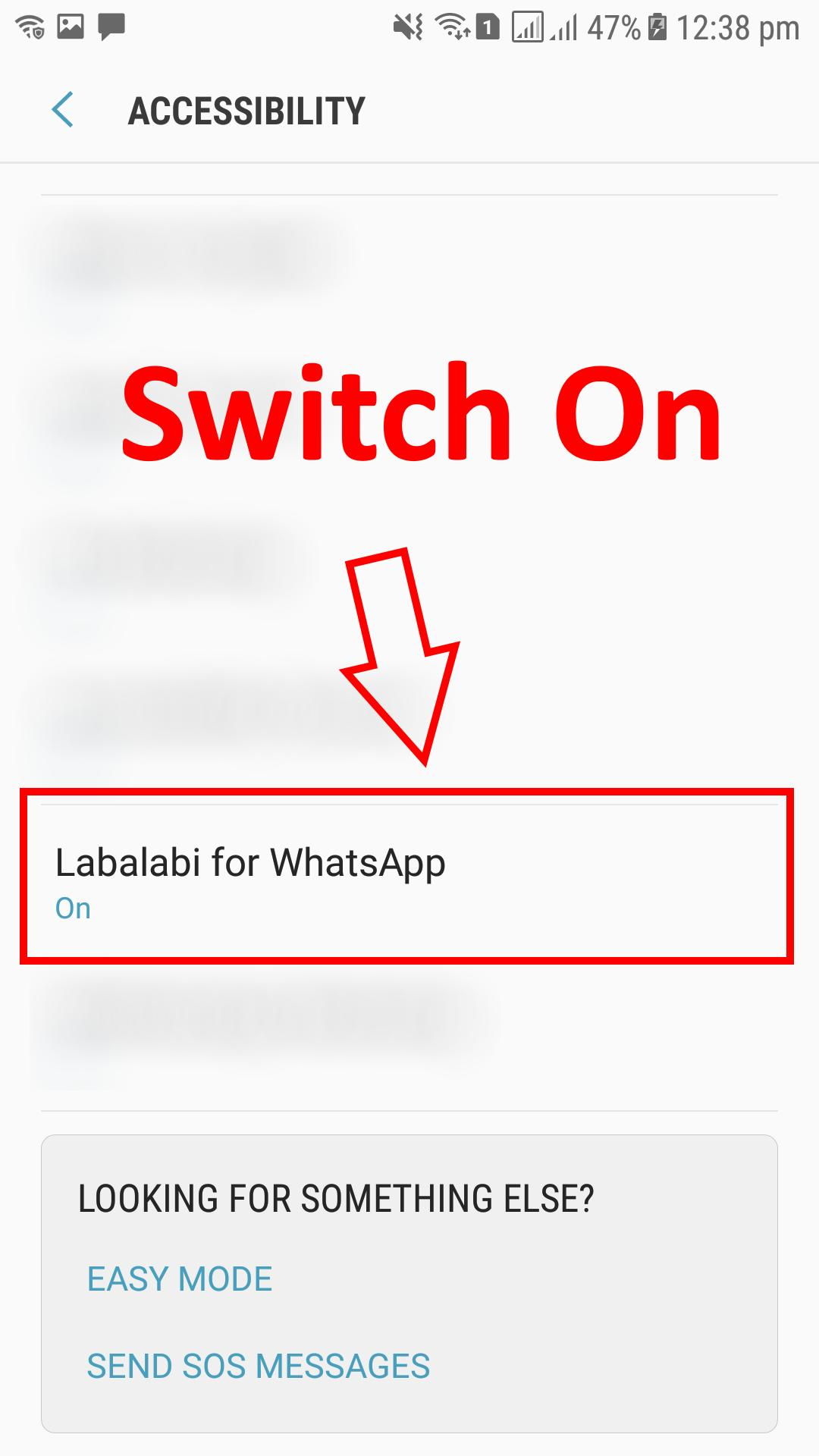 Labalabi For Whatsapp 2.0 Screenshot 2