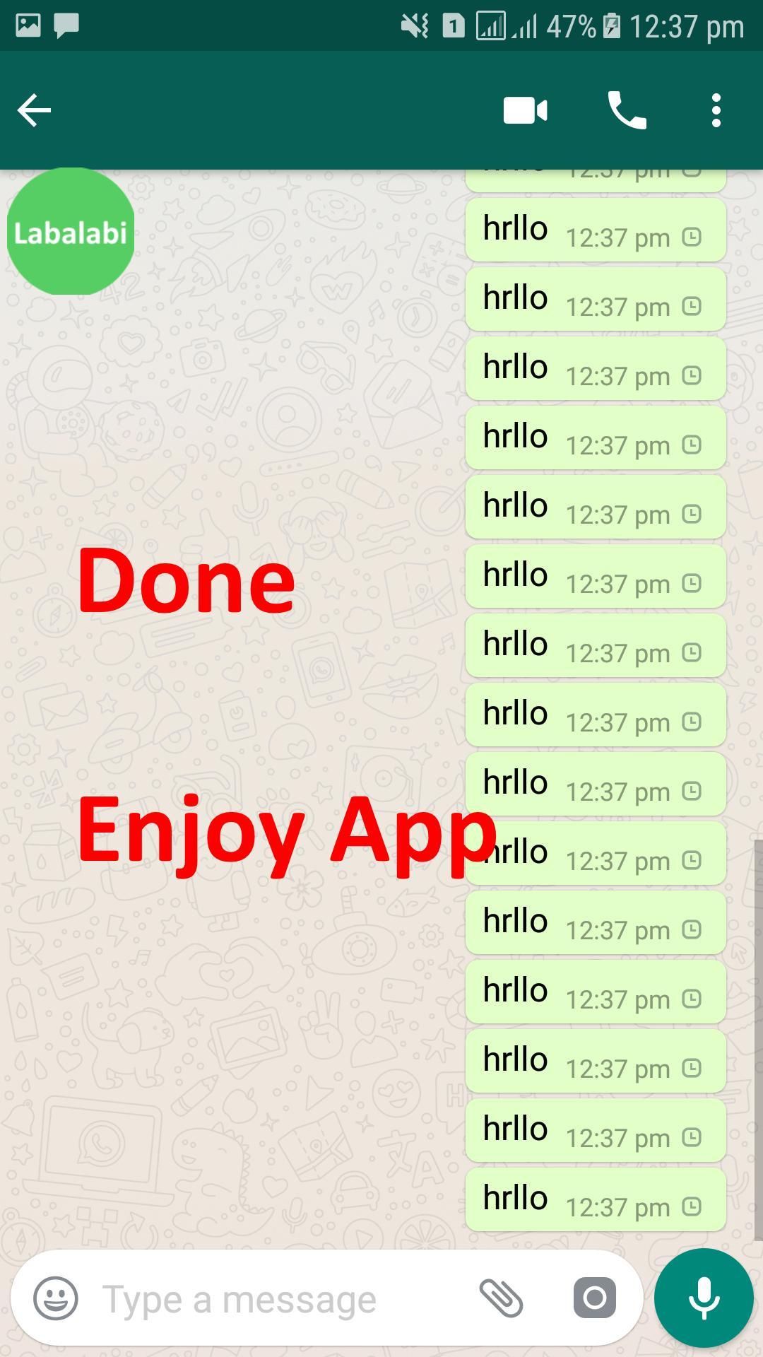 Labalabi For Whatsapp 2.0 Screenshot 6