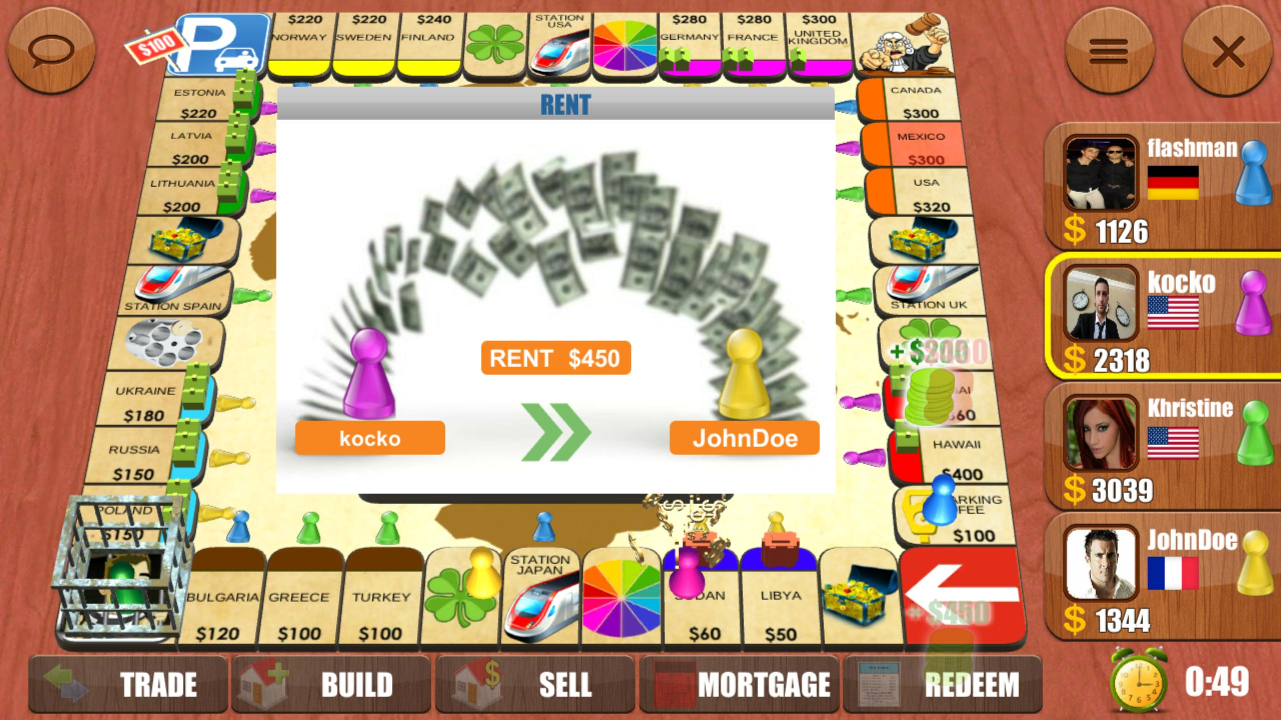 Rento Dice Board Game Online 5.1.9 Screenshot 18