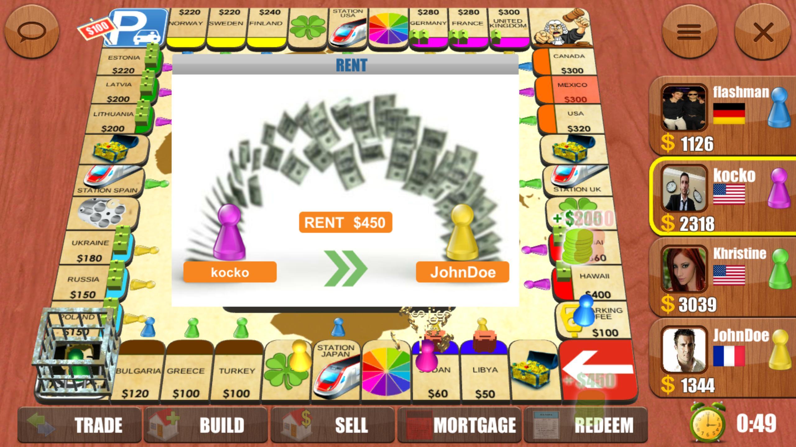 Rento Dice Board Game Online 5.1.9 Screenshot 2