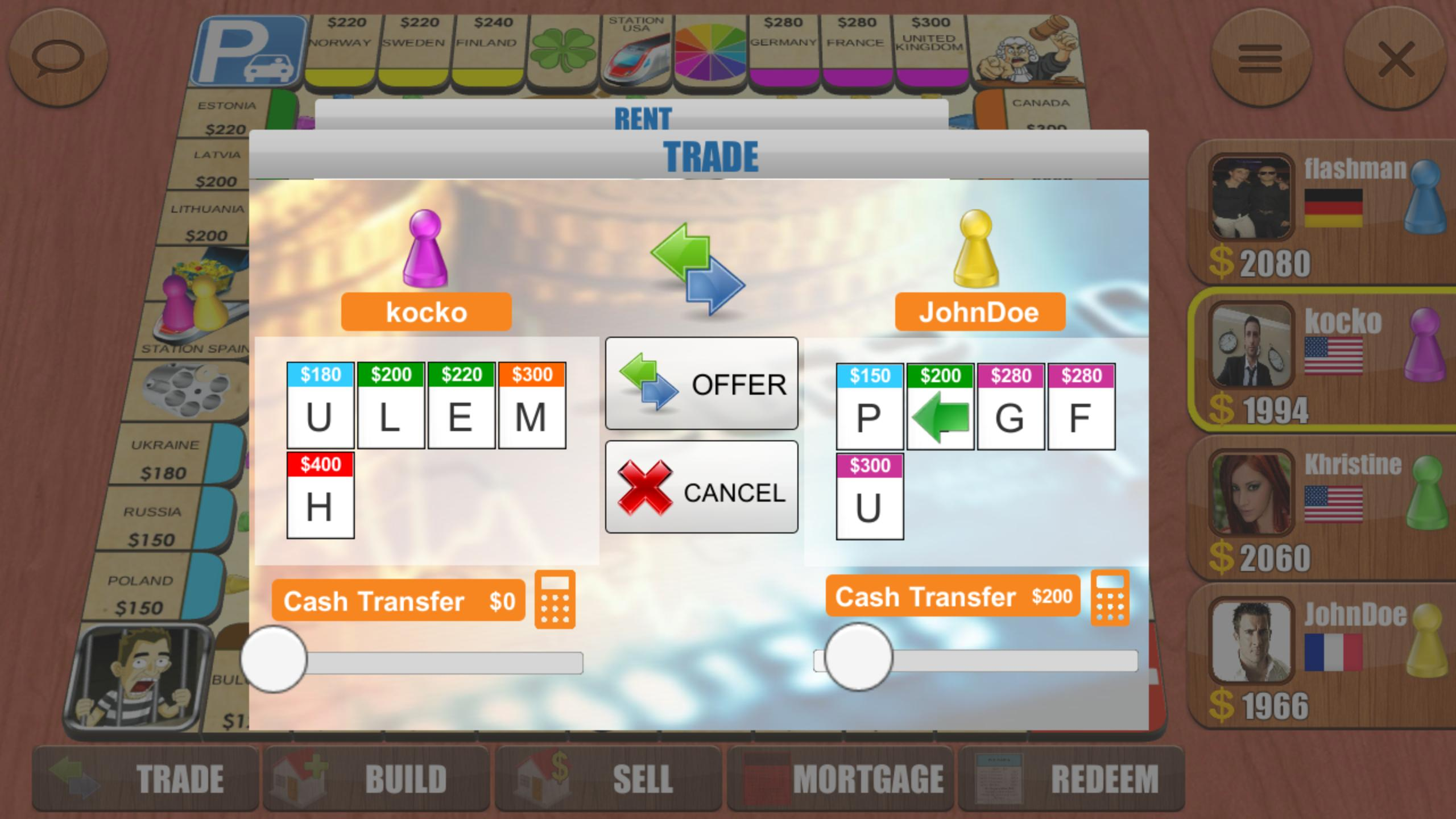Rento Dice Board Game Online 5.1.9 Screenshot 3