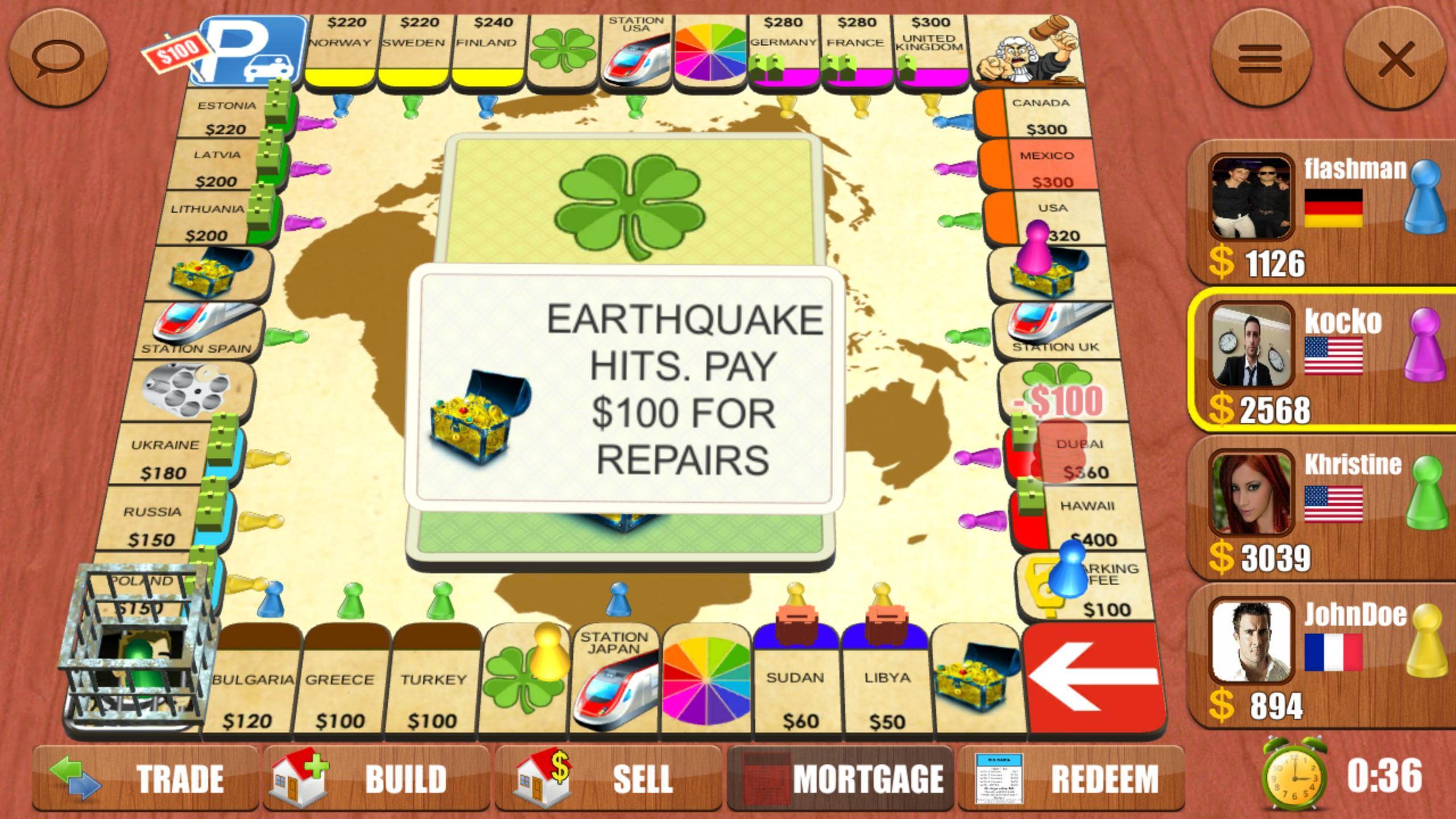 Rento Dice Board Game Online 5.1.9 Screenshot 5