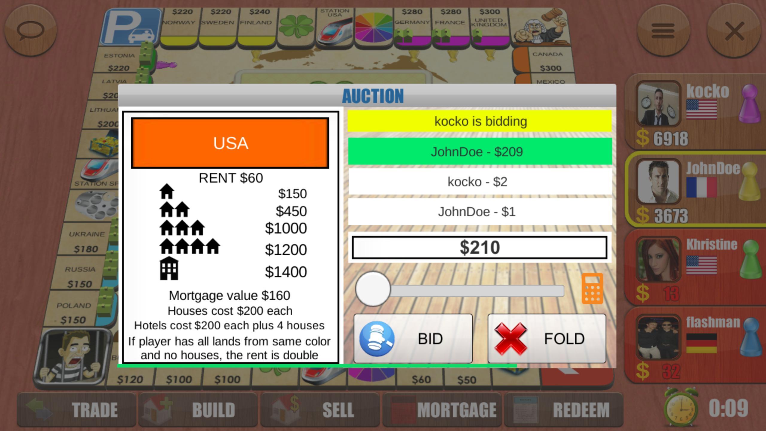 Rento Dice Board Game Online 5.1.9 Screenshot 6