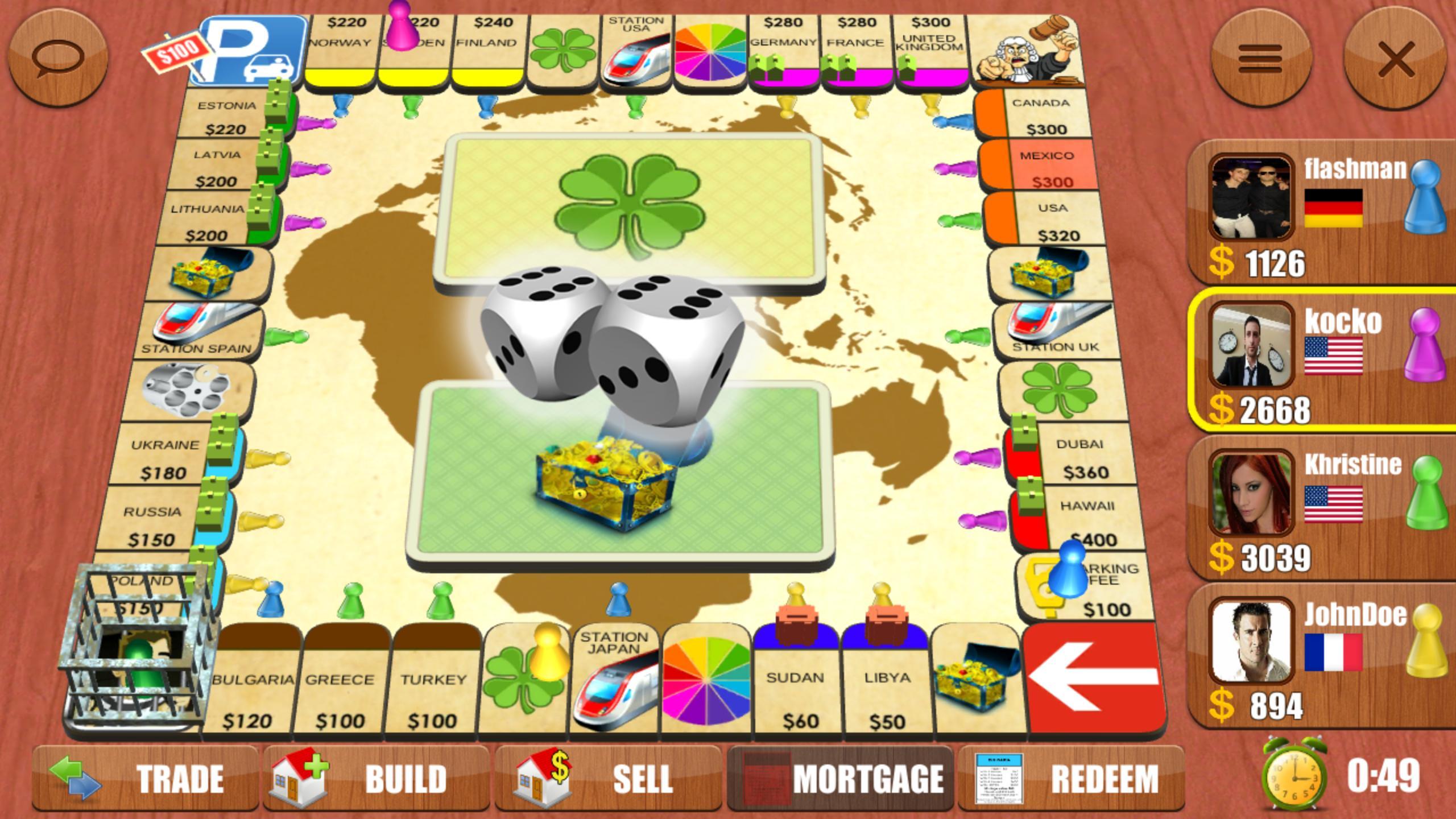 Rento Dice Board Game Online 5.1.9 Screenshot 9
