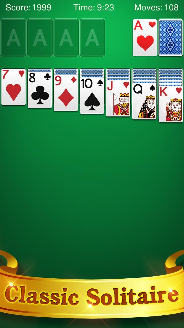 Solitaire 2.9.496 Screenshot 1
