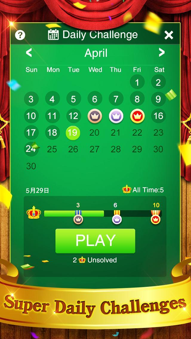 Solitaire 2.9.496 Screenshot 2