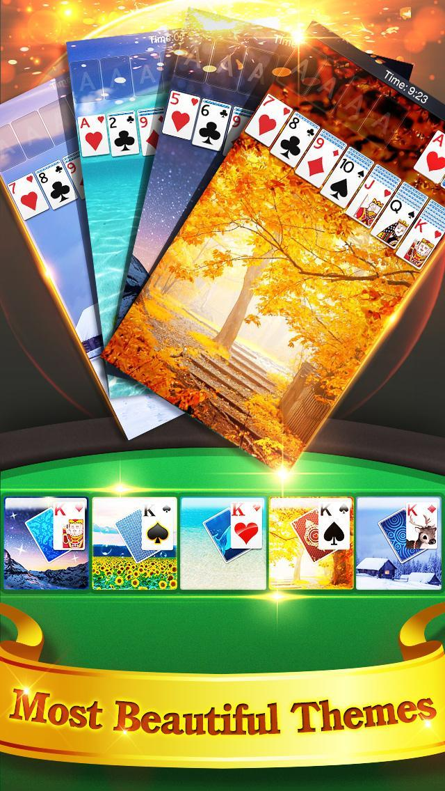 Solitaire 2.9.496 Screenshot 3