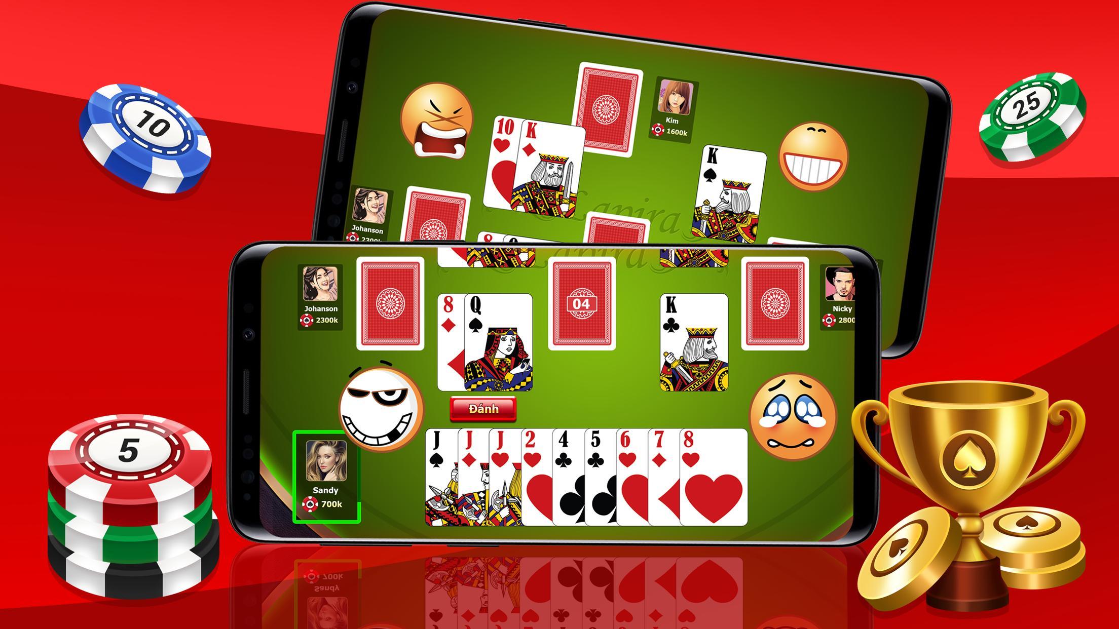 Phom Ta la - phỏm - offline 1.0.2 Screenshot 1