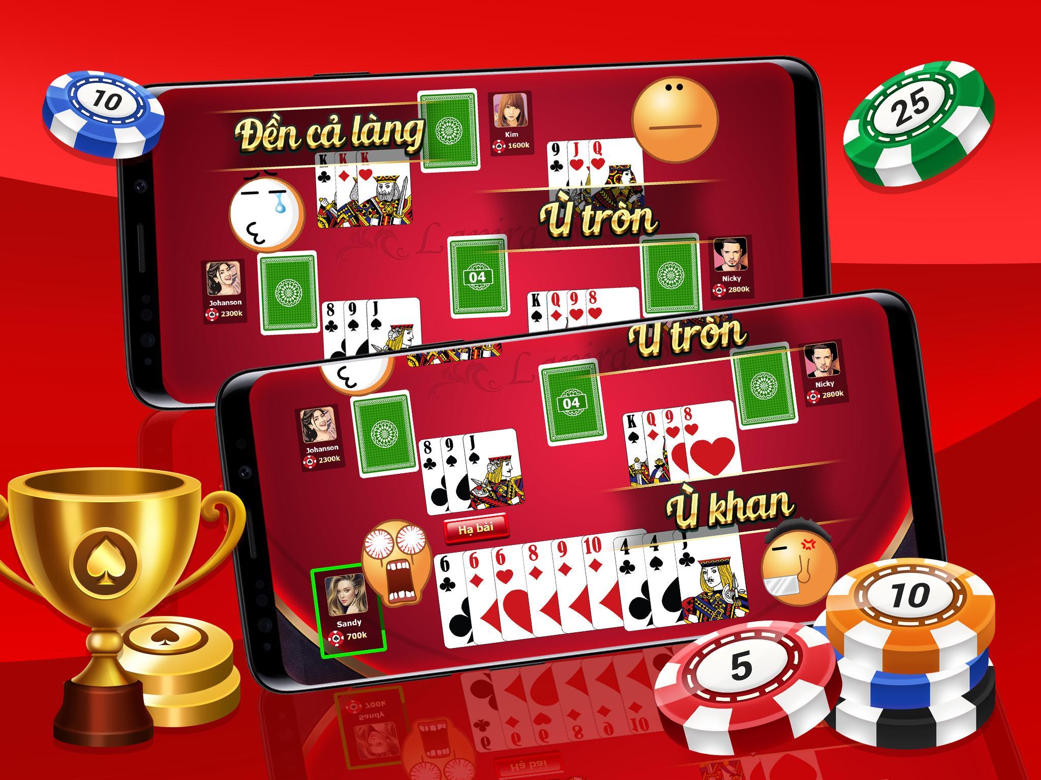 Phom Ta la - phỏm - offline 1.0.2 Screenshot 12