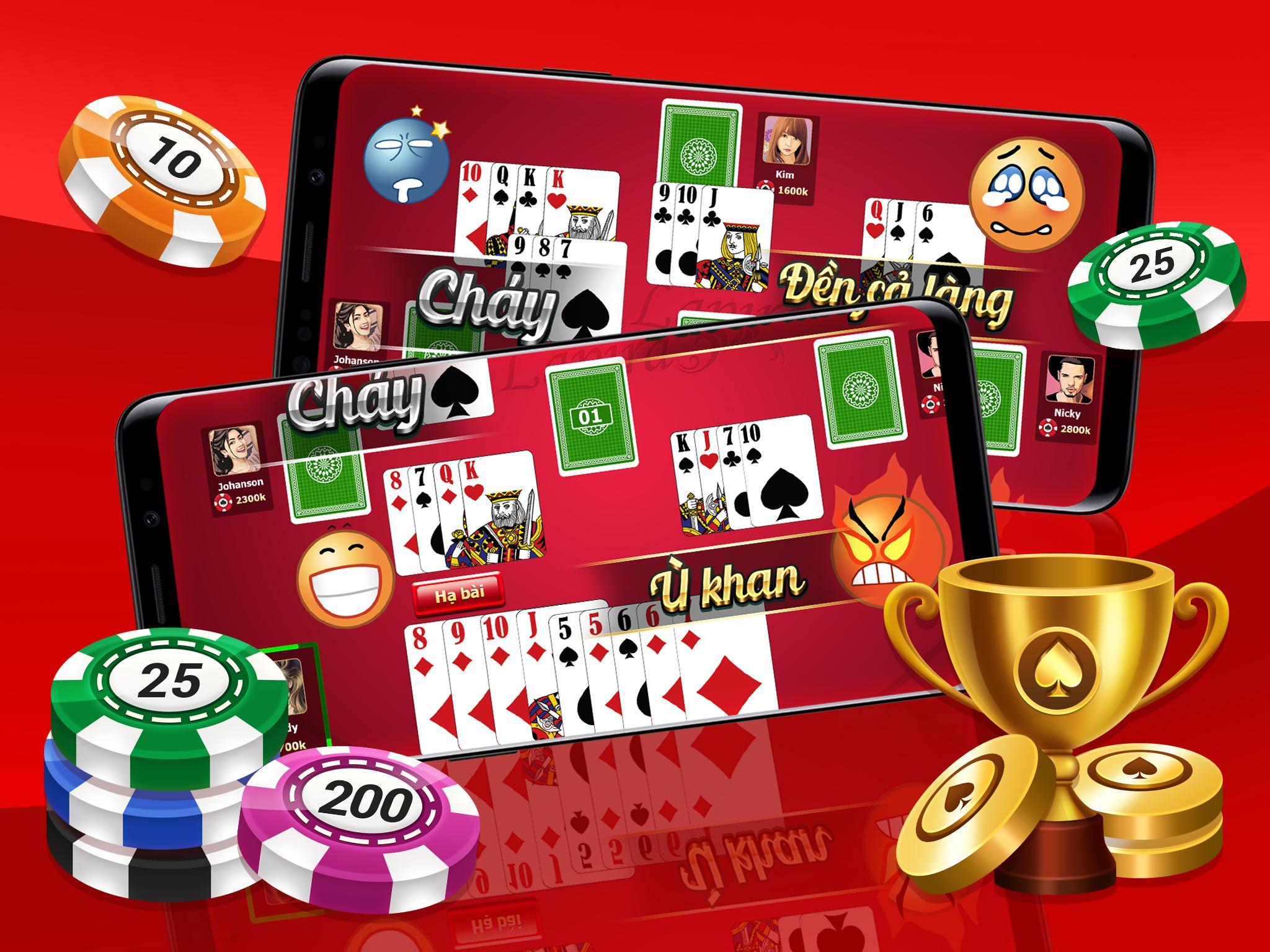 Phom Ta la - phỏm - offline 1.0.2 Screenshot 14