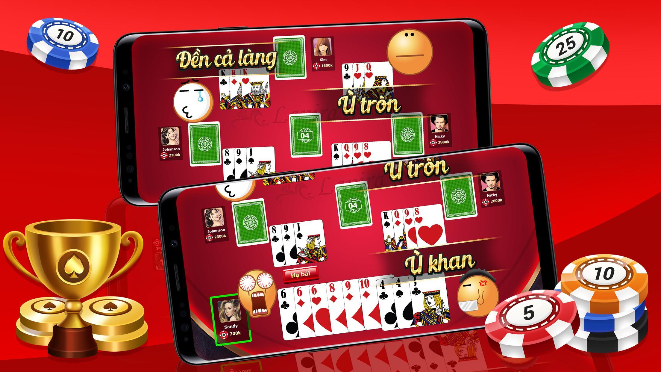 Phom Ta la - phỏm - offline 1.0.2 Screenshot 2