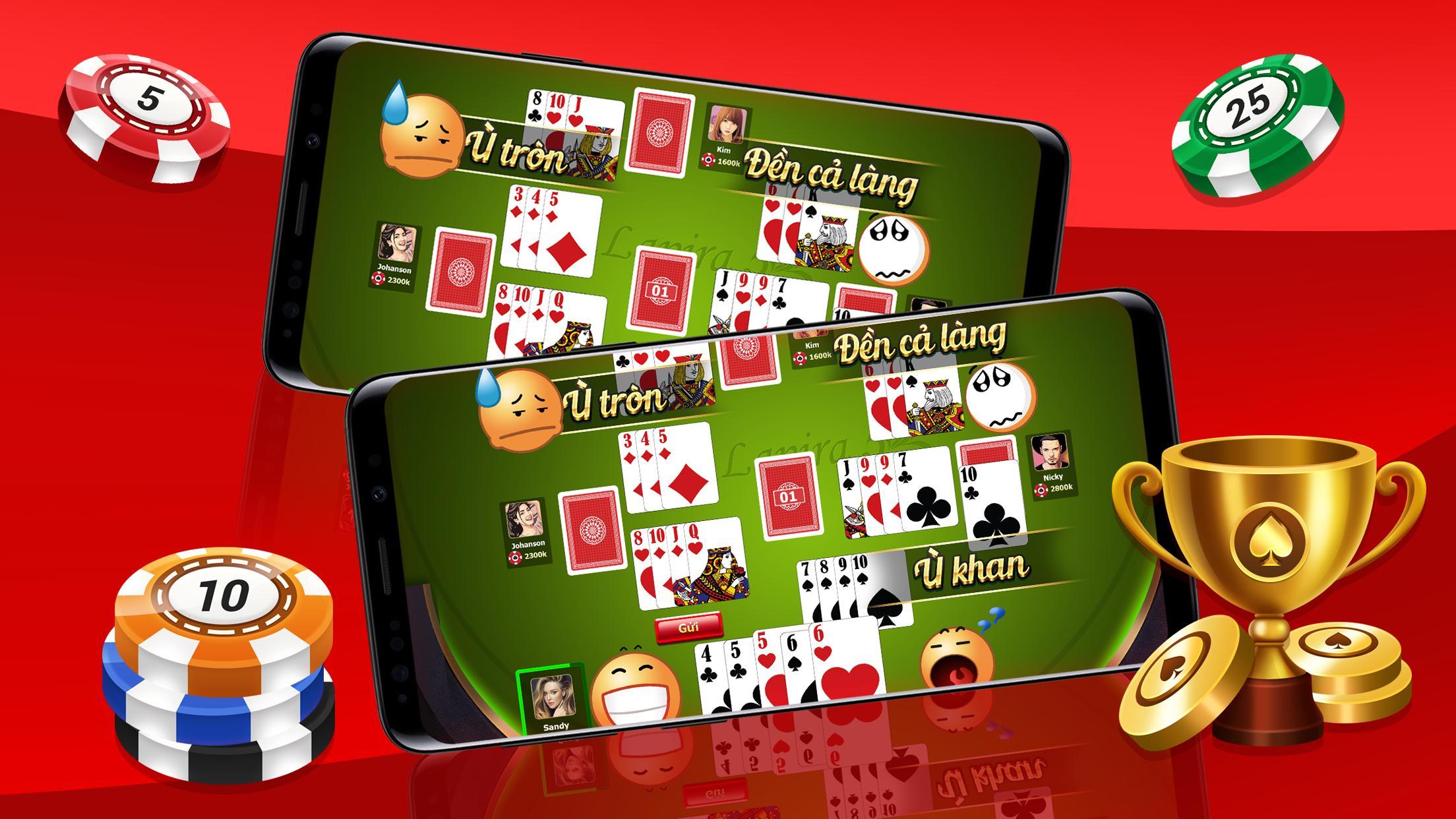 Phom Ta la - phỏm - offline 1.0.2 Screenshot 3