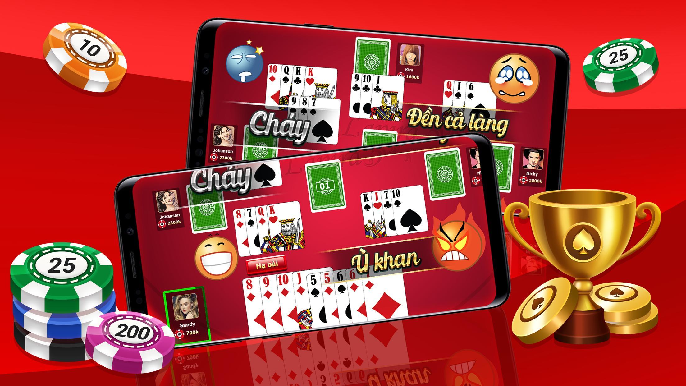 Phom Ta la - phỏm - offline 1.0.2 Screenshot 4