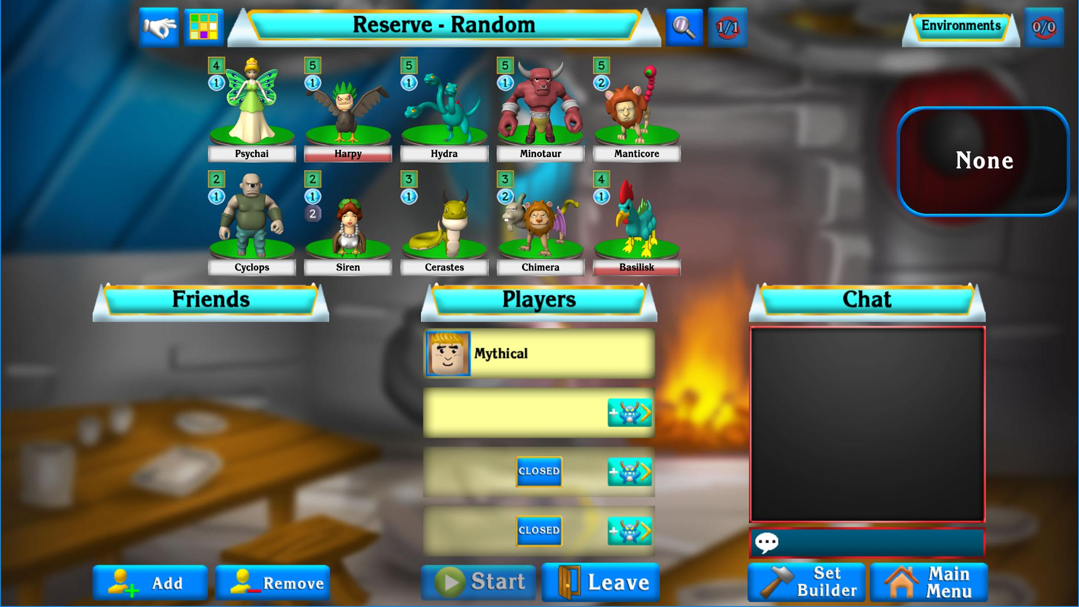Mythical 30.0 Screenshot 2