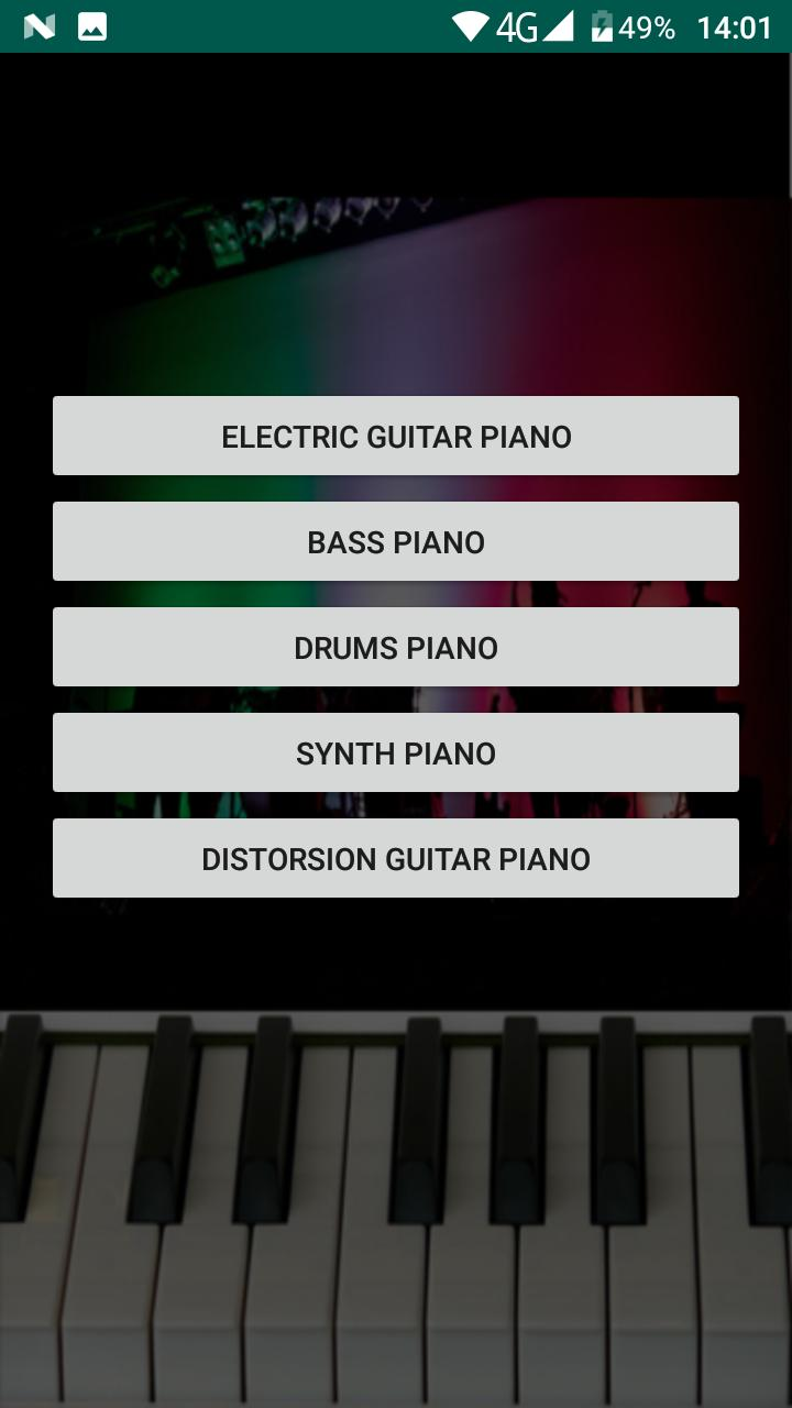 Band piano 6 Screenshot 2