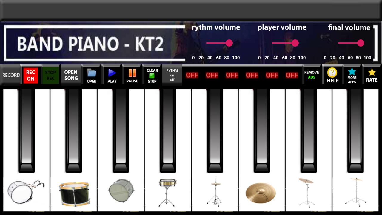 Band piano 6 Screenshot 4