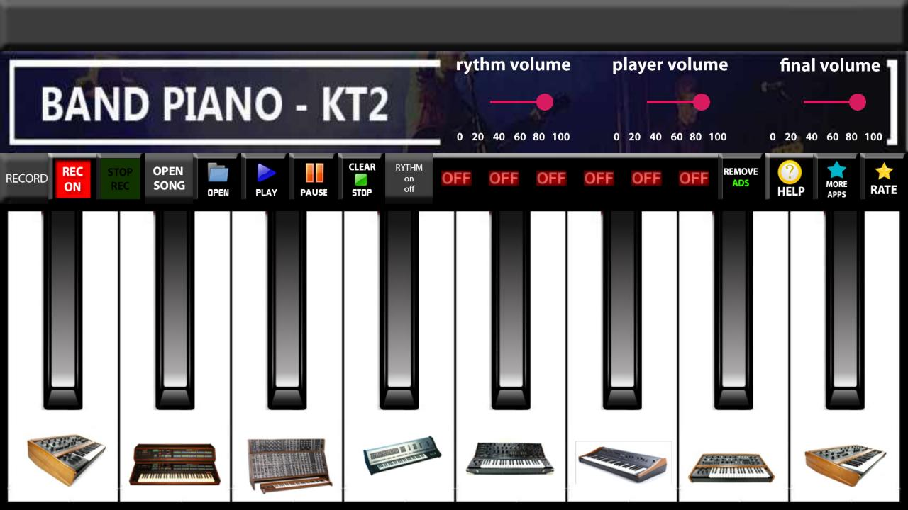 Band piano 6 Screenshot 5