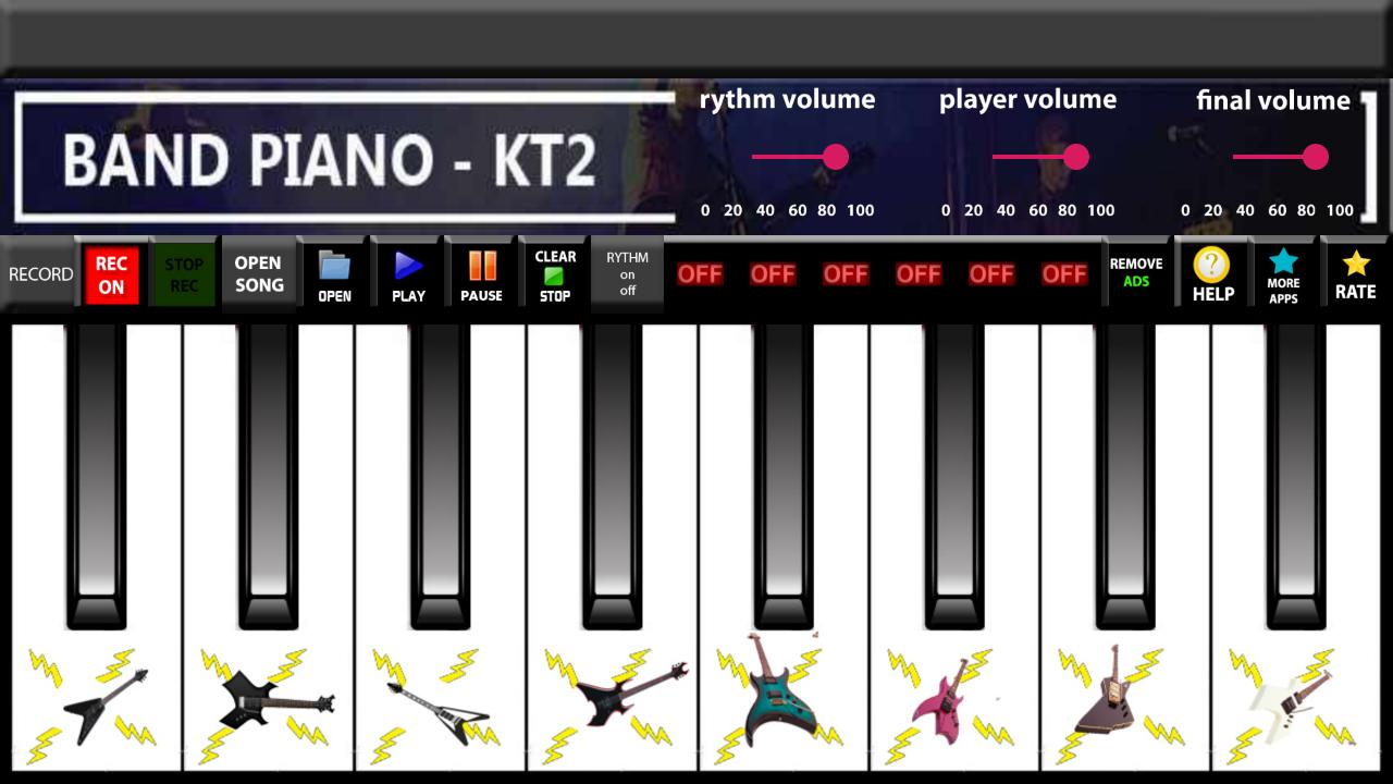 Band piano 6 Screenshot 6