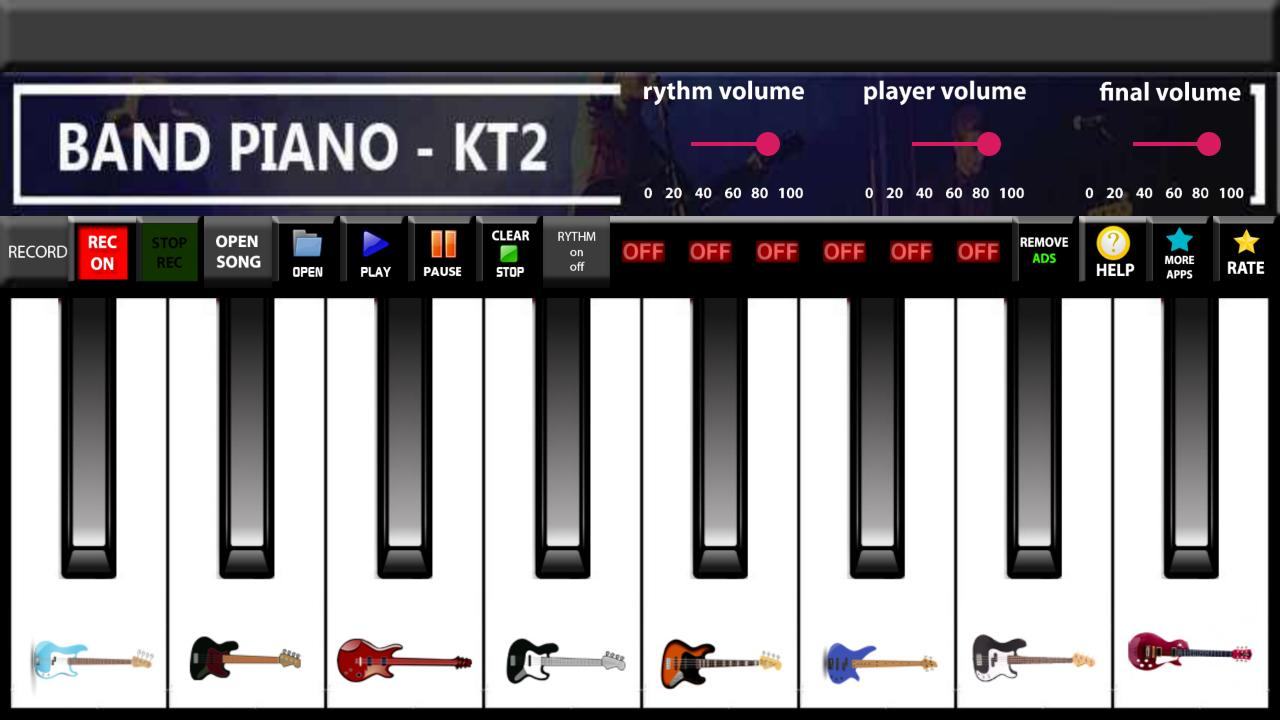 Band piano 6 Screenshot 7