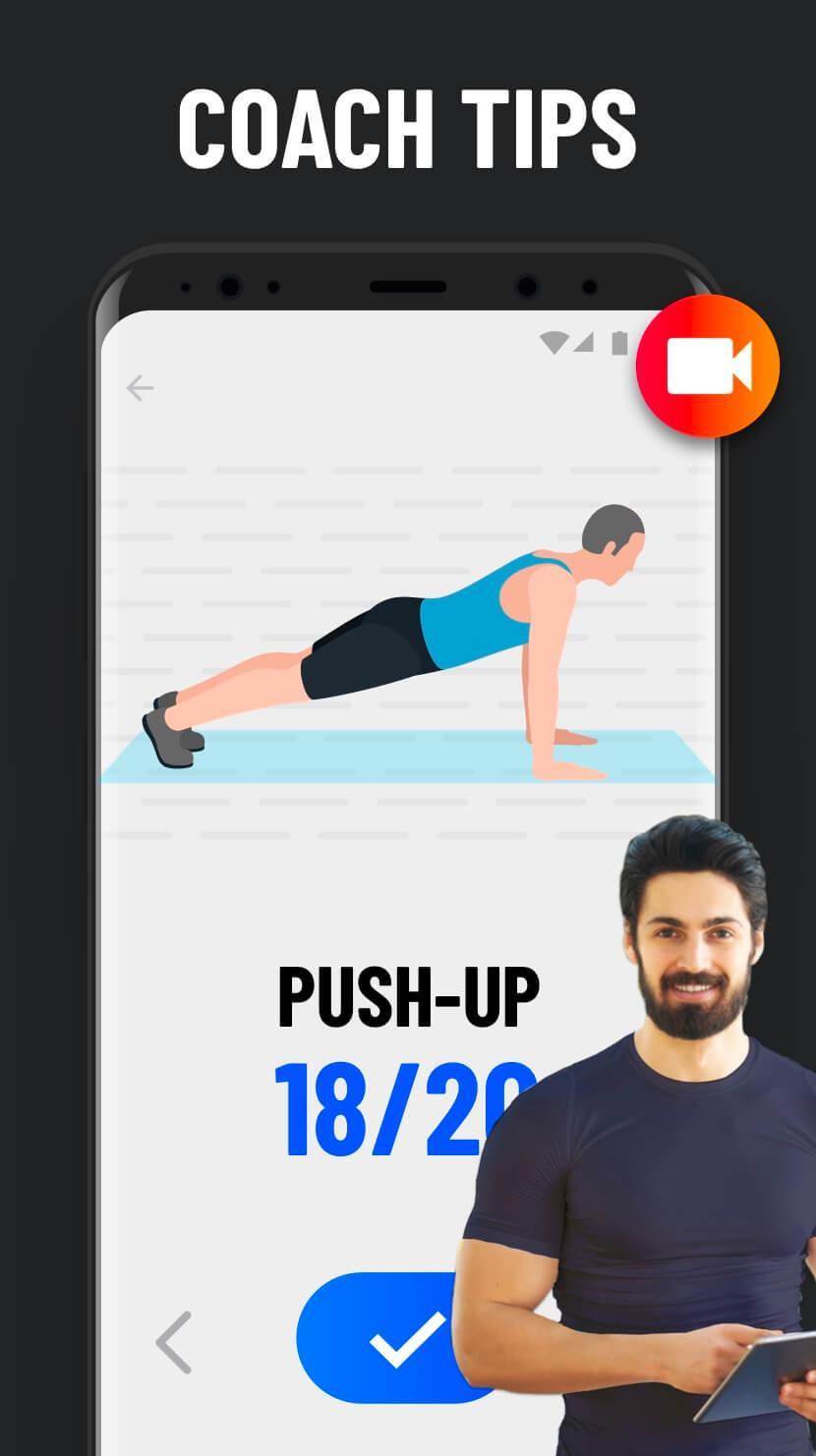 Home Workout No Equipment 1.1.2 Screenshot 3