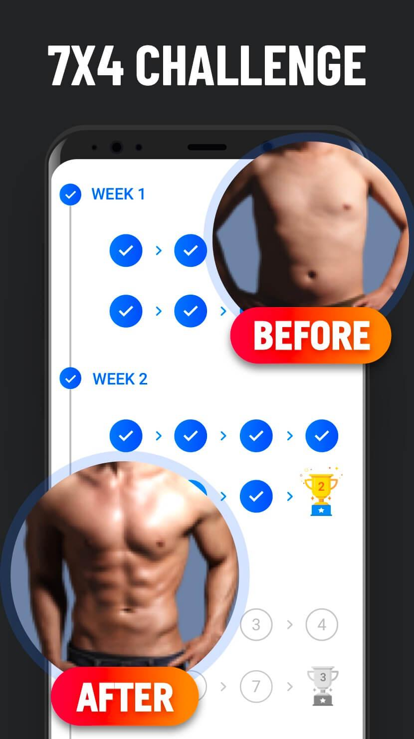 Home Workout No Equipment 1.1.2 Screenshot 5
