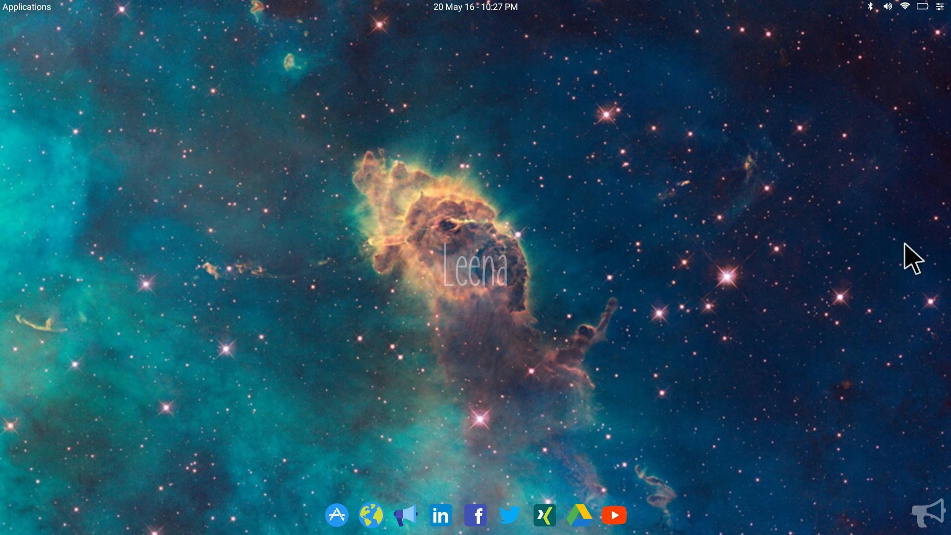 Leena Desktop UI (Multiwindow) 0.4.2 Screenshot 8