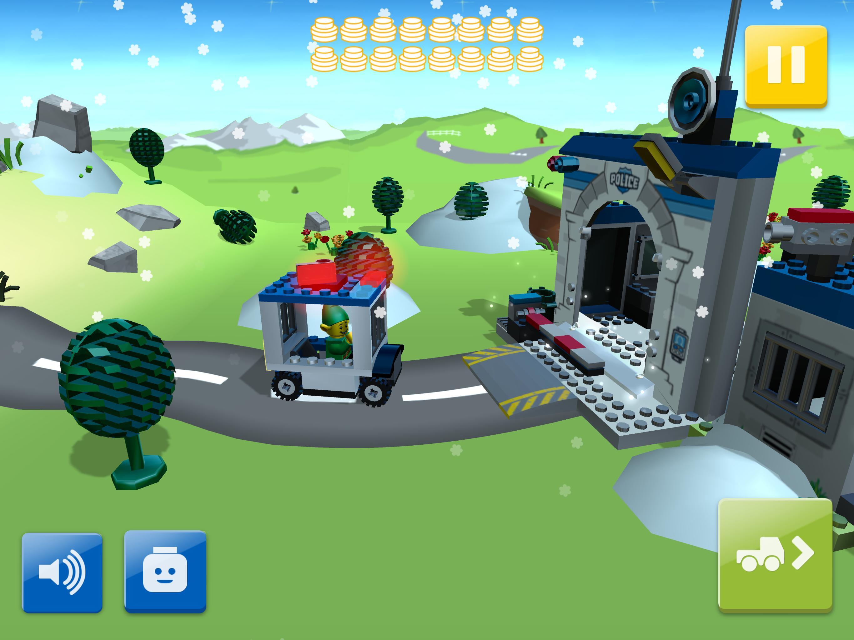 LEGO® Juniors Create & Cruise 6.8.6085 Screenshot 13