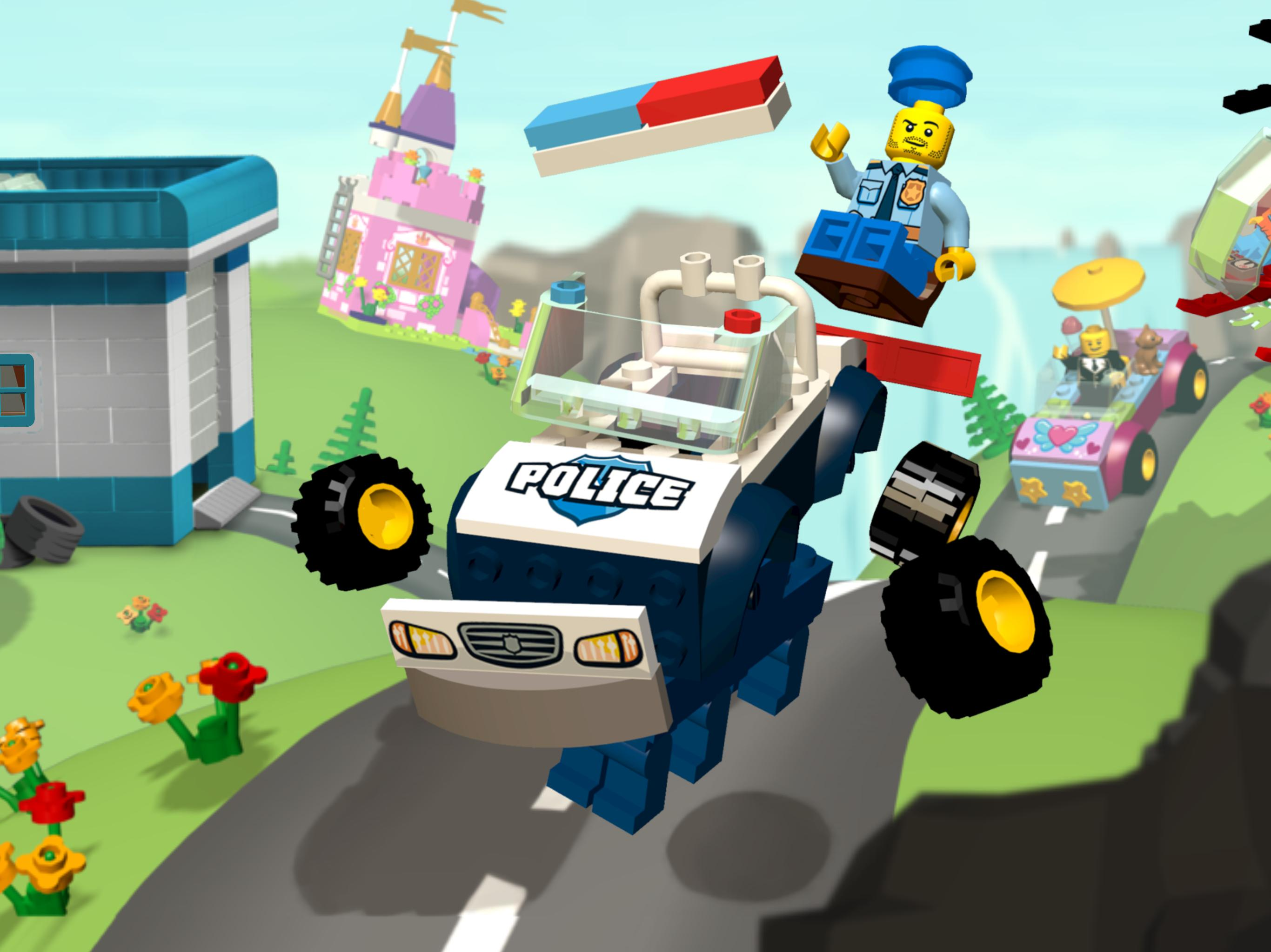 LEGO® Juniors Create & Cruise 6.8.6085 Screenshot 14