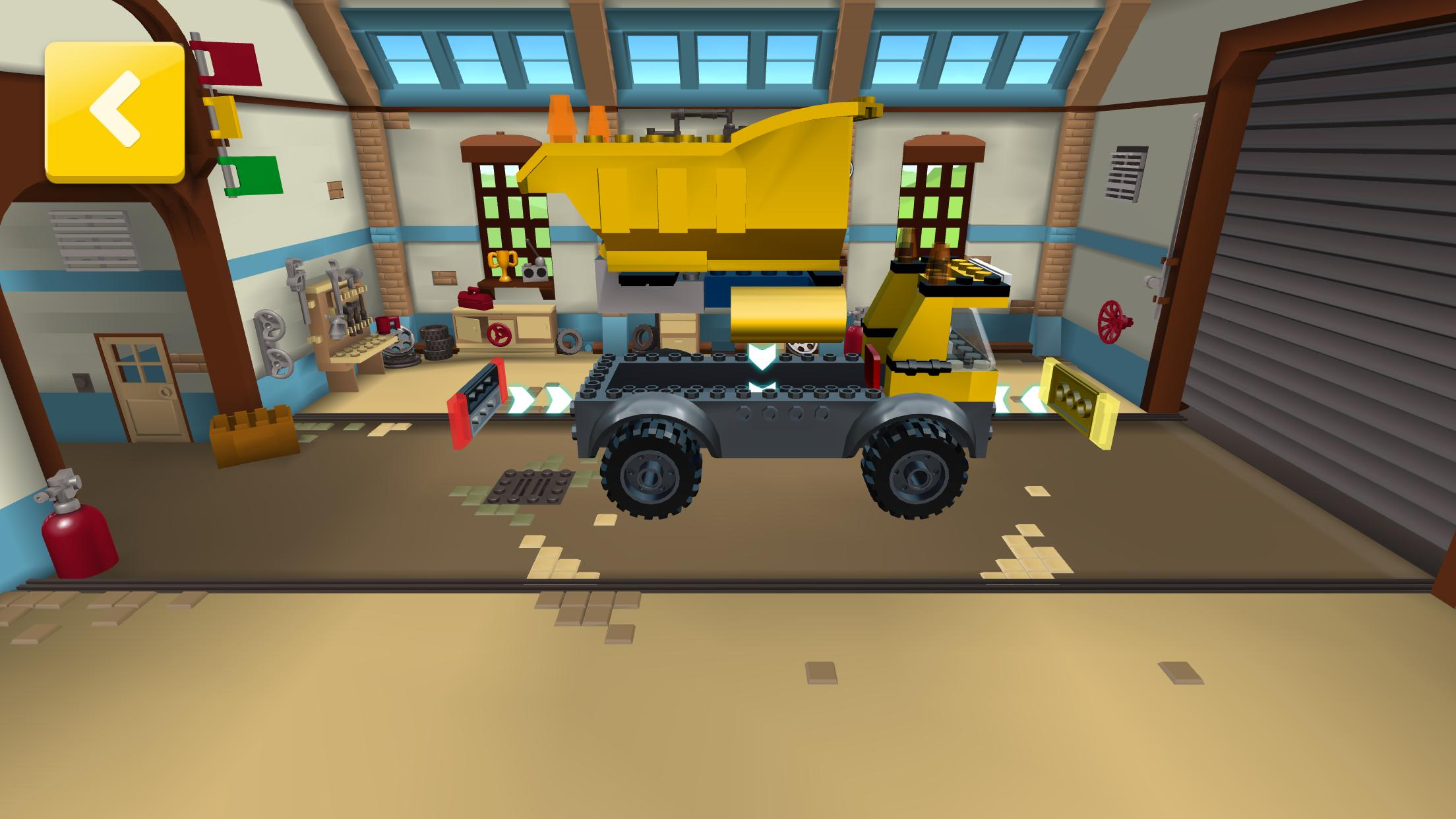 LEGO® Juniors Create & Cruise 6.8.6085 Screenshot 2