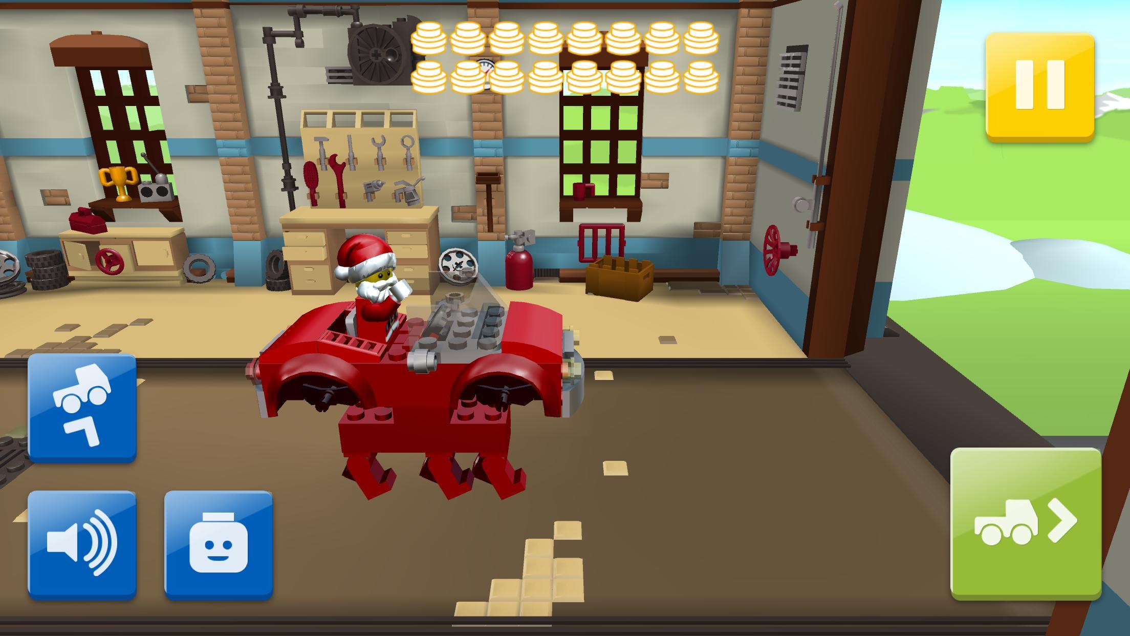 LEGO® Juniors Create & Cruise 6.8.6085 Screenshot 3