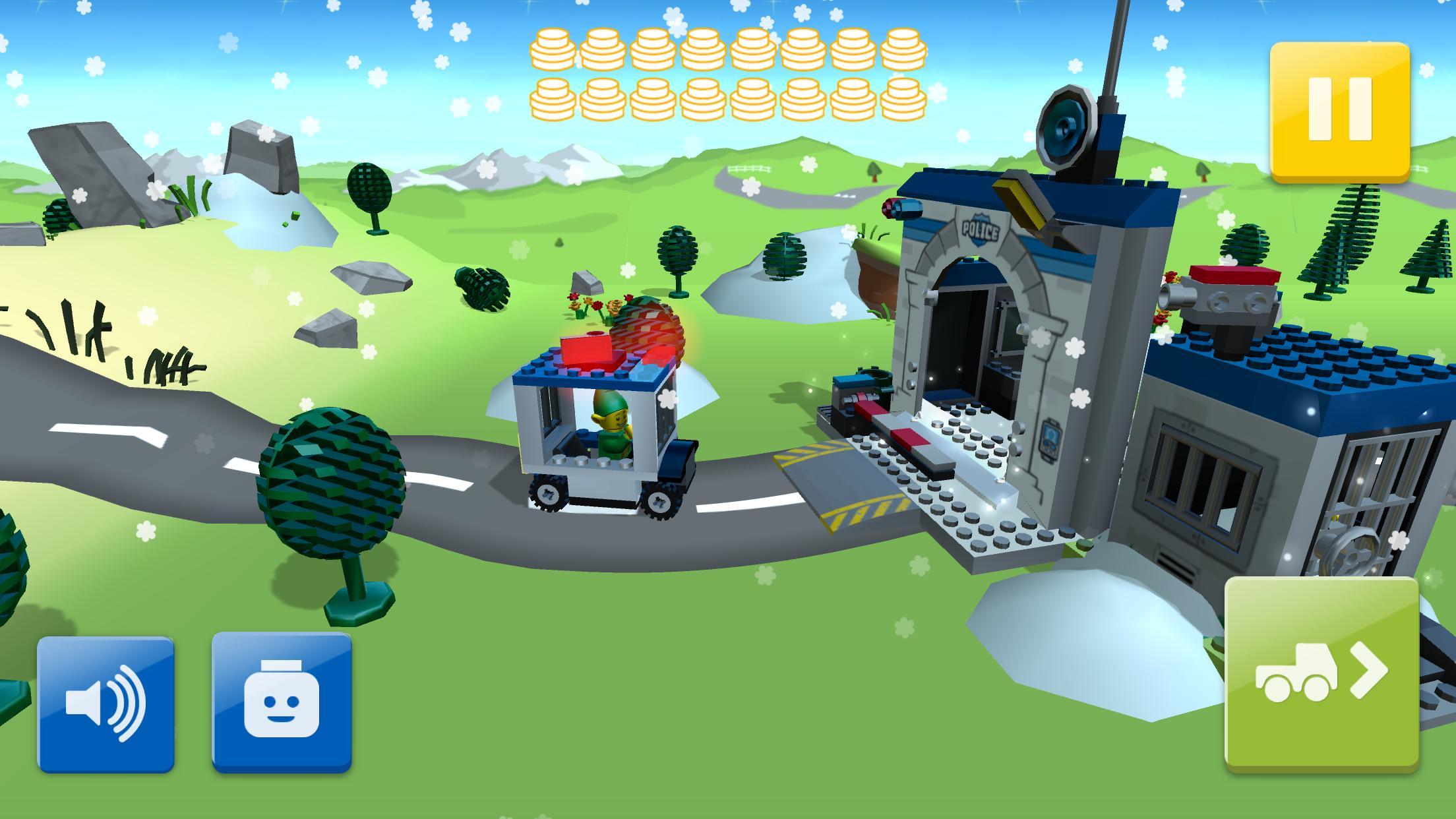 LEGO® Juniors Create & Cruise 6.8.6085 Screenshot 5