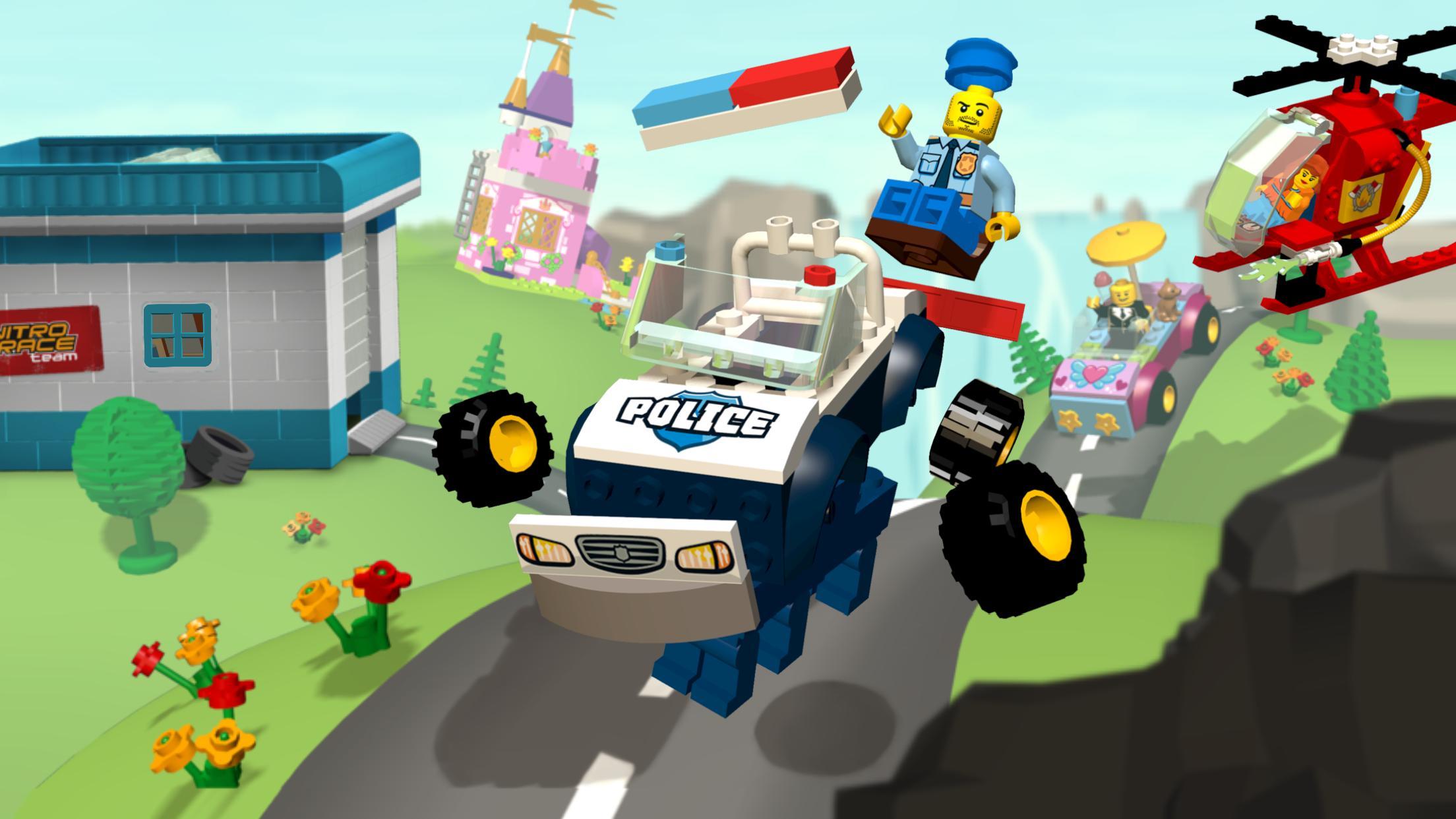 LEGO® Juniors Create & Cruise 6.8.6085 Screenshot 7