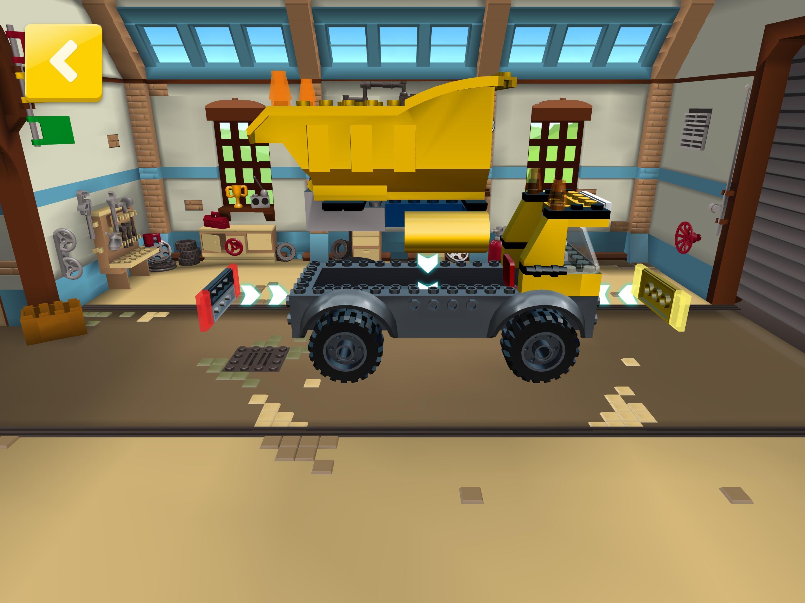 LEGO® Juniors Create & Cruise 6.8.6085 Screenshot 9