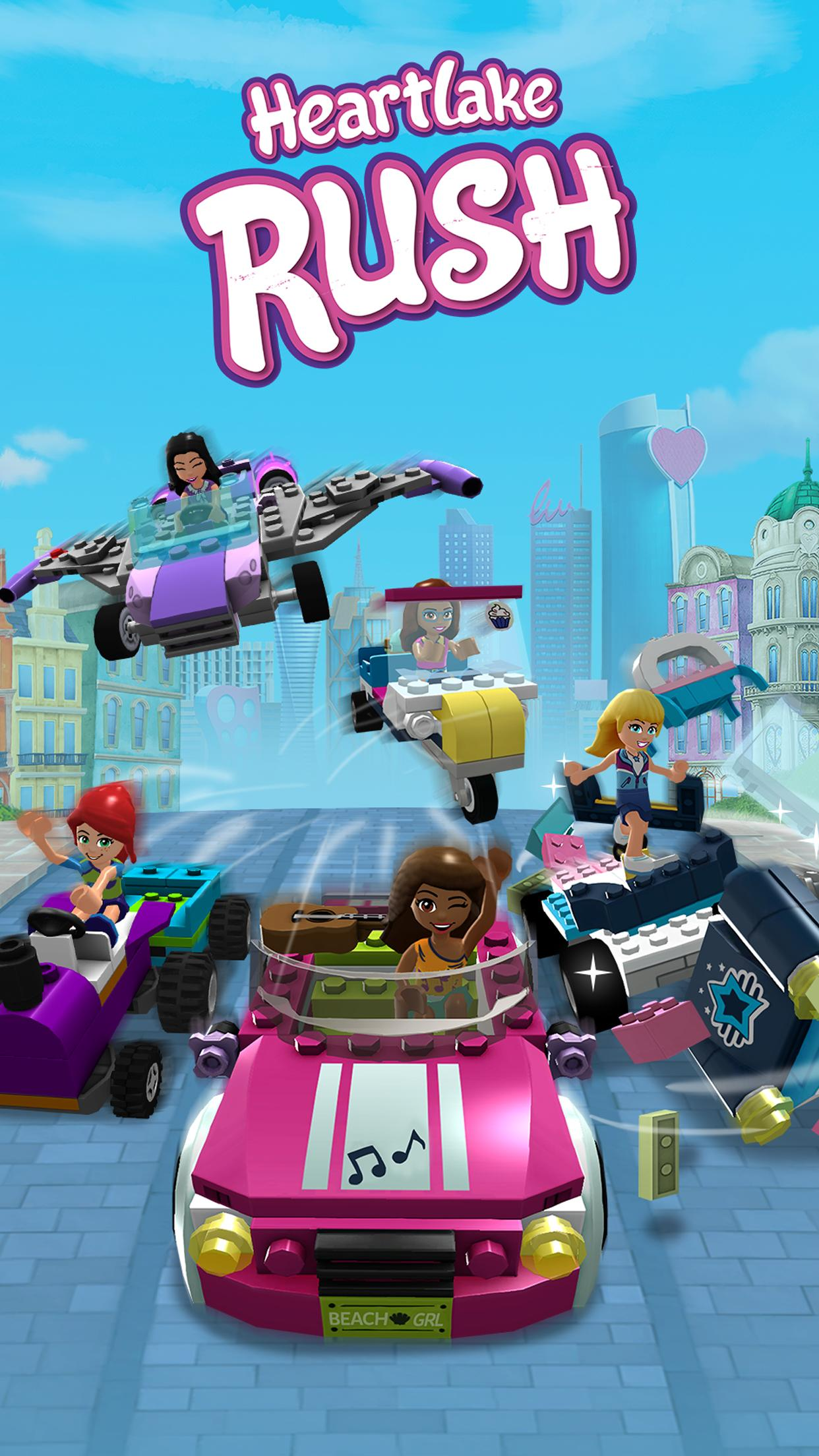 LEGO® Friends: Heartlake Rush 1.4.0 Screenshot 1