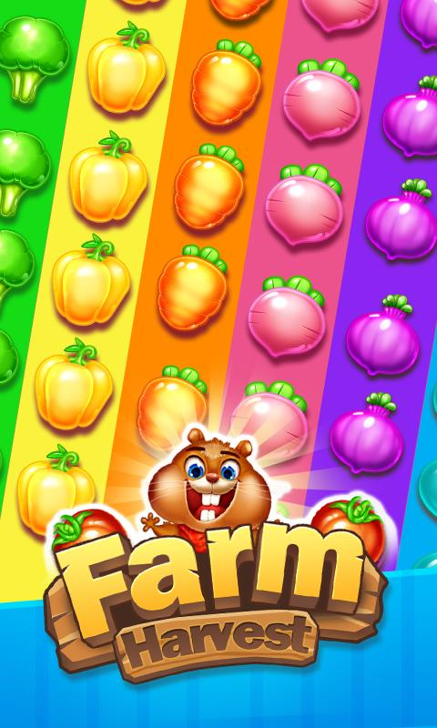 Farm Harvest 3 Match 3 Game 3.7.0 Screenshot 3