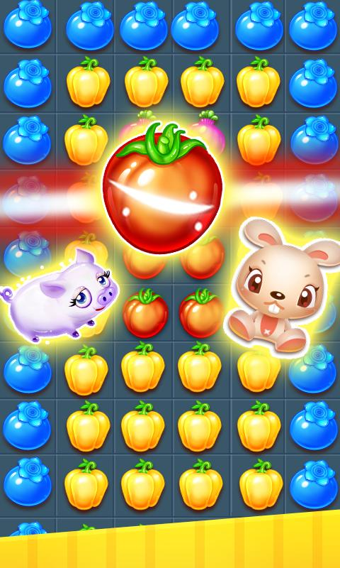 Farm Harvest 3 Match 3 Game 3.7.0 Screenshot 4