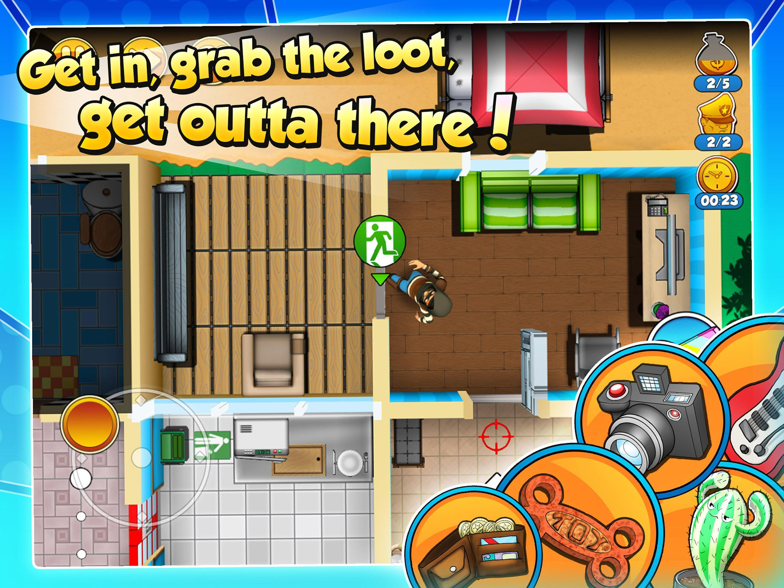 Robbery Bob 2 Double Trouble 1.6.8.10 Screenshot 10