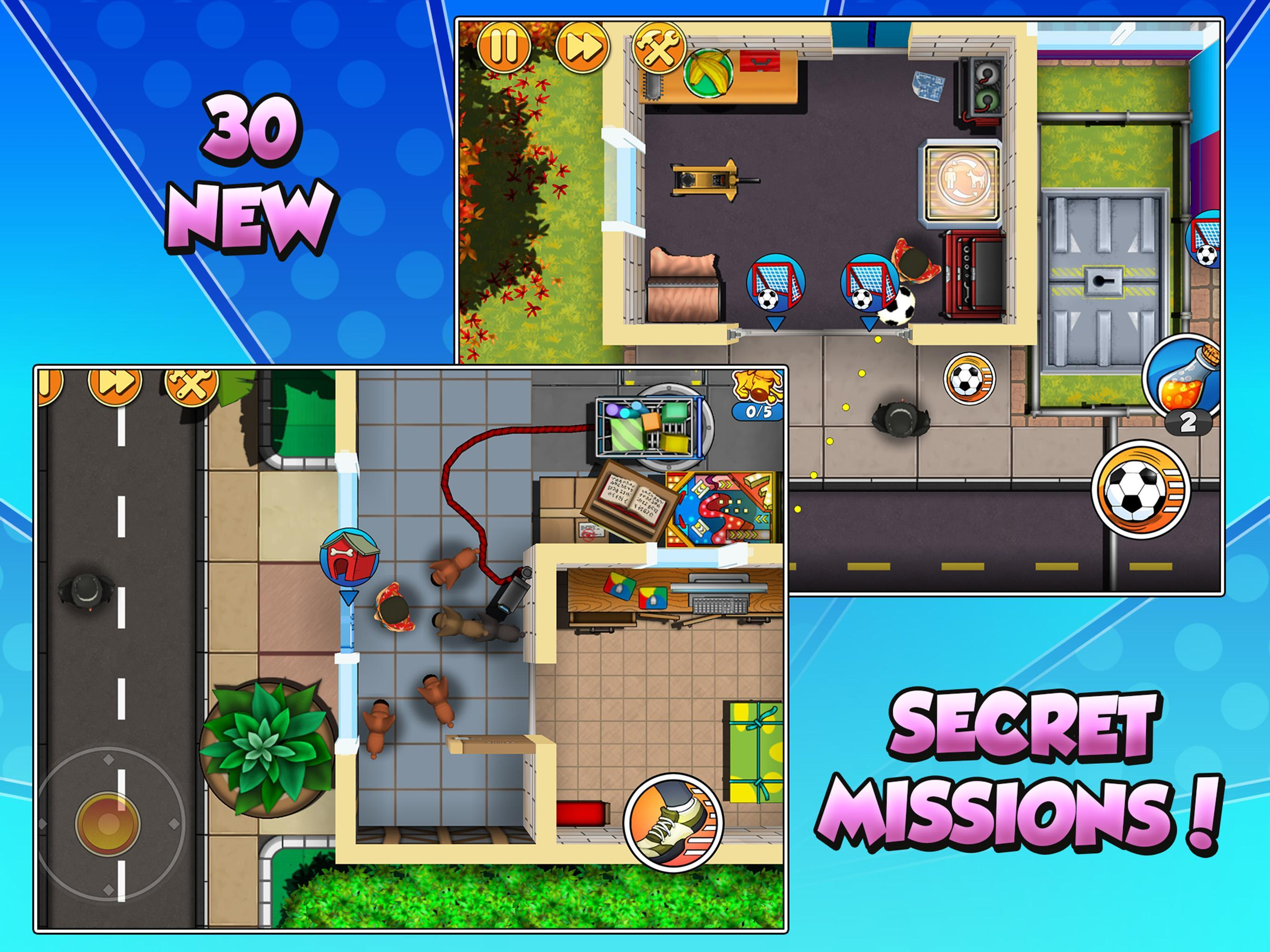 Robbery Bob 2 Double Trouble 1.6.8.10 Screenshot 14