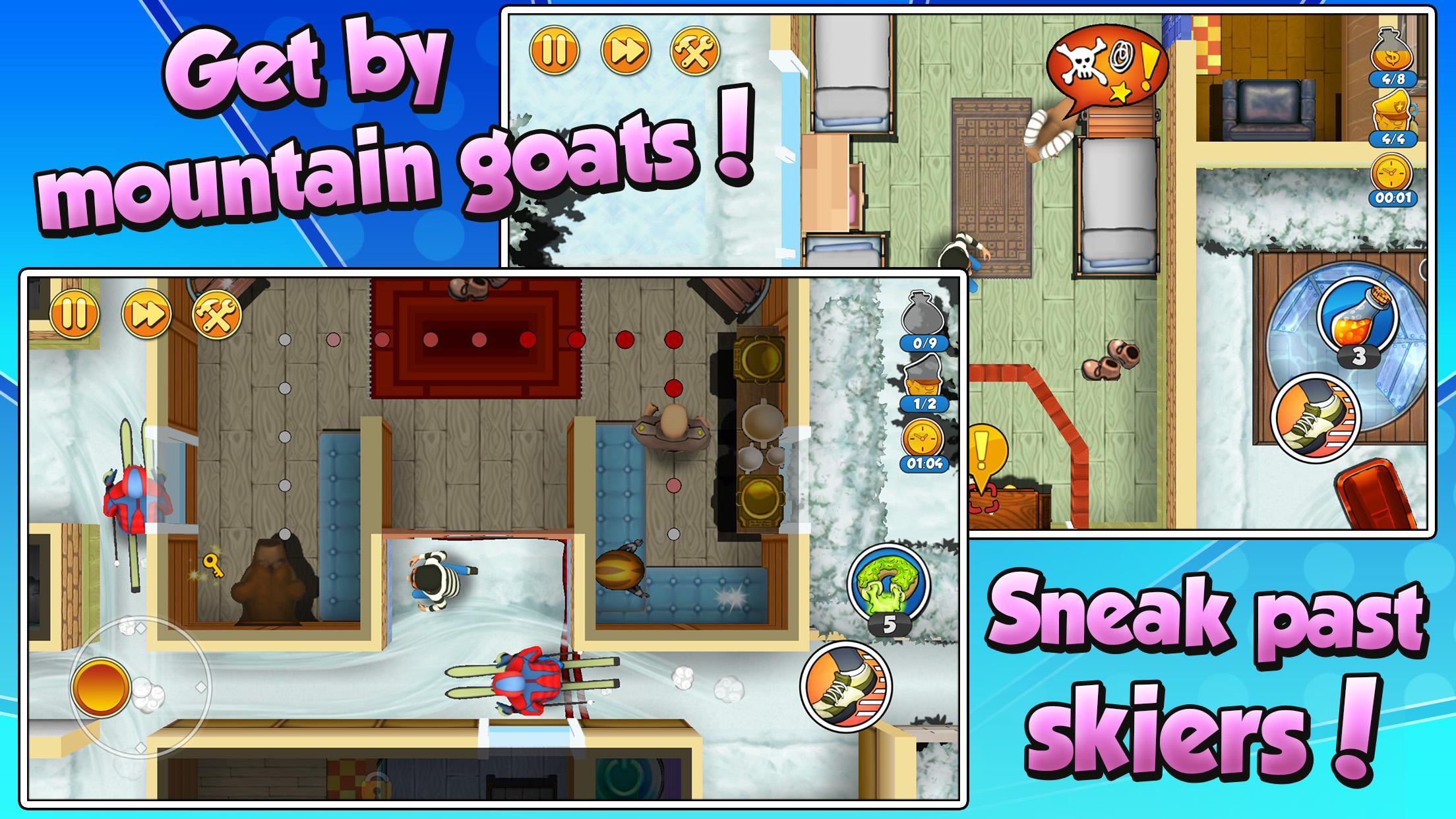 Robbery Bob 2 Double Trouble 1.6.8.10 Screenshot 6