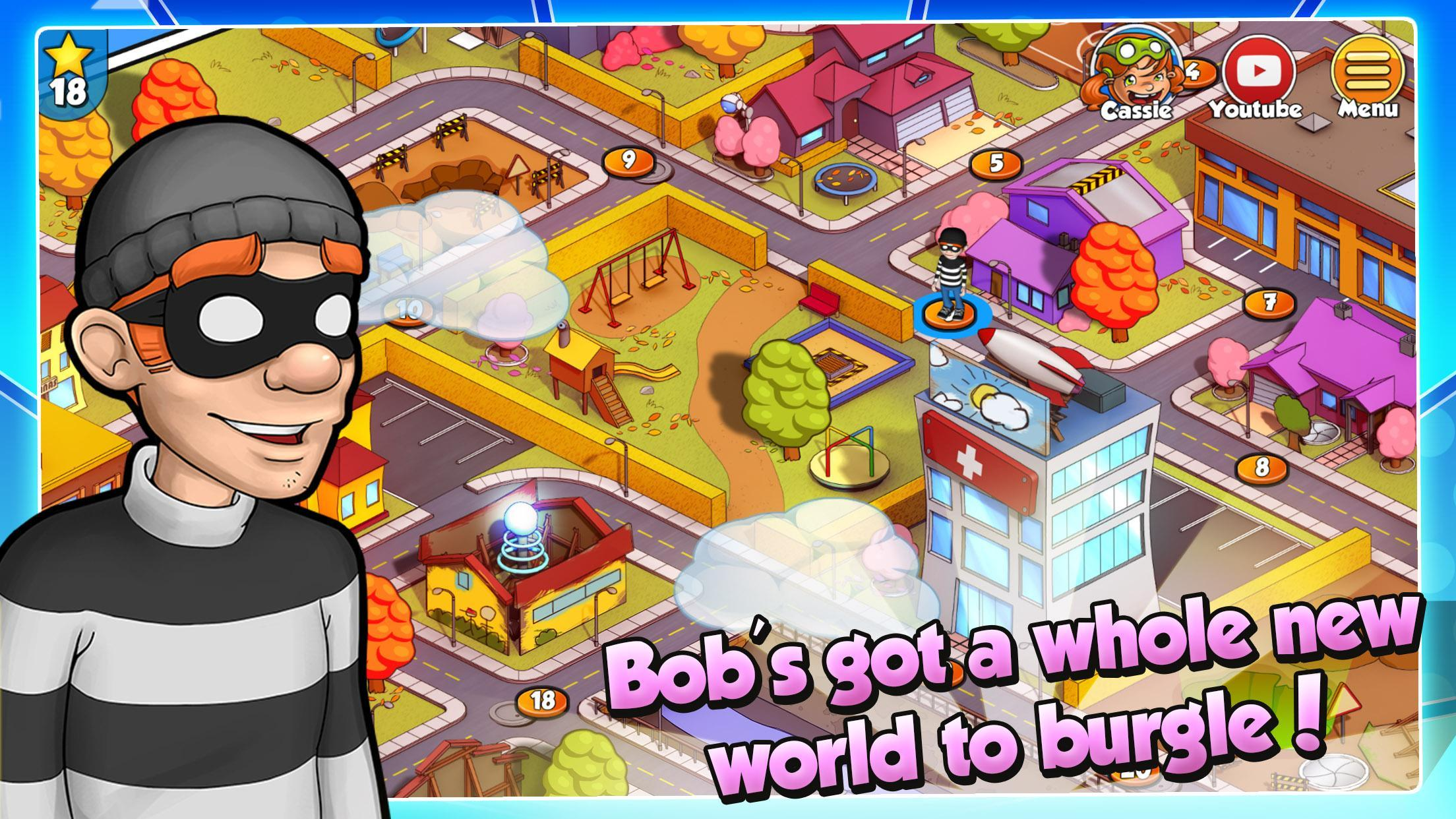 Robbery Bob 2 Double Trouble 1.6.8.10 Screenshot 7