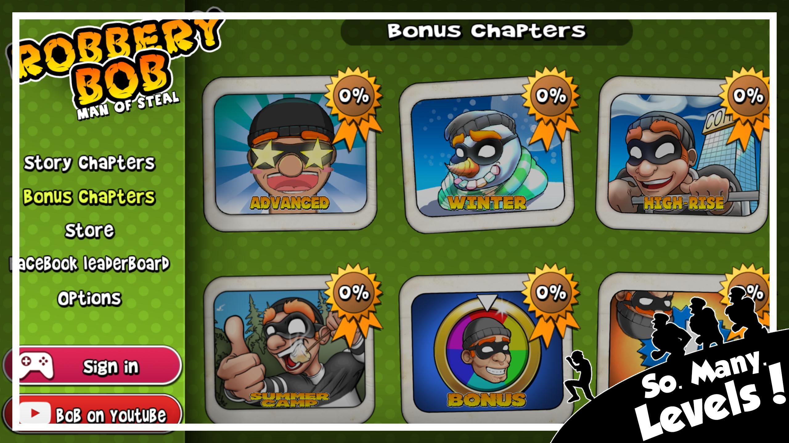 Robbery Bob 1.18.33 Screenshot 2