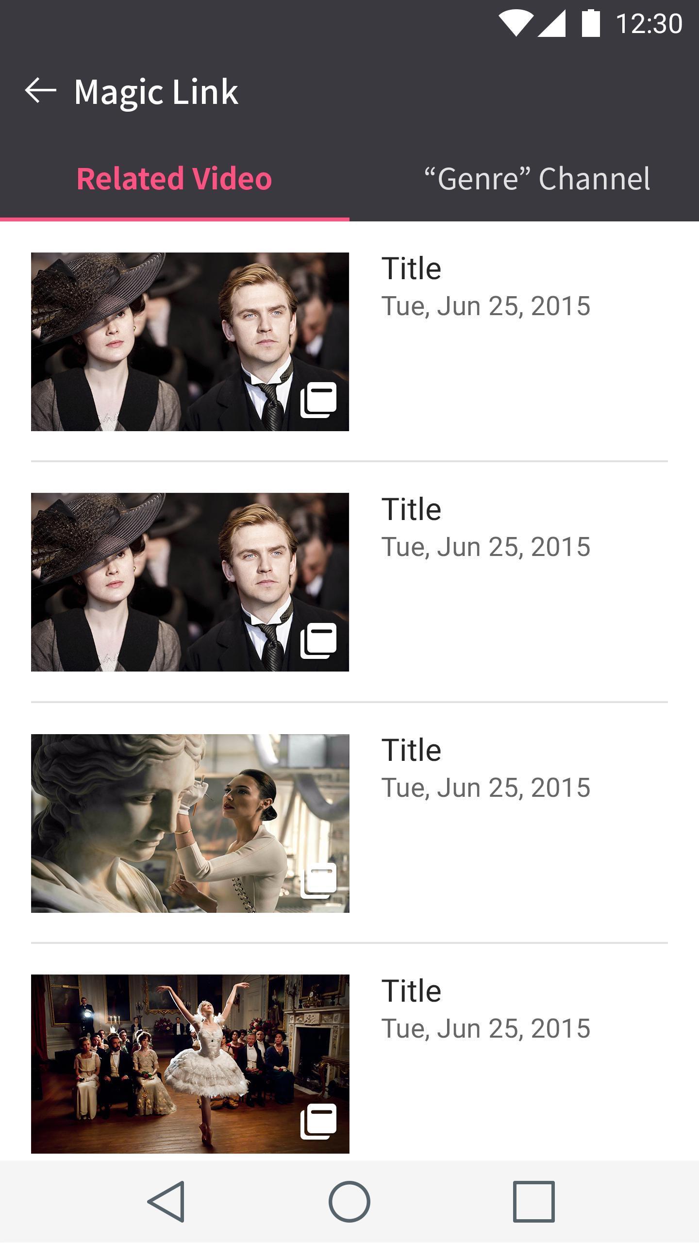 LG TV Plus 4.7.0 Screenshot 8