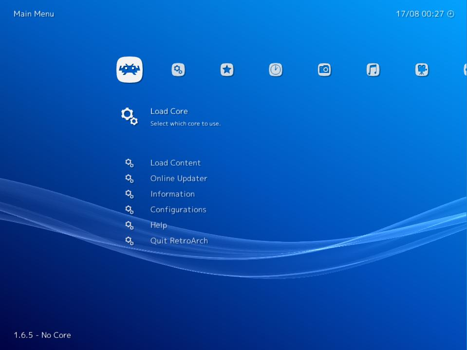 RetroArch 1.8.9_GIT Screenshot 13