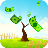 Tree For Money - Tap to Go and Grow app icon