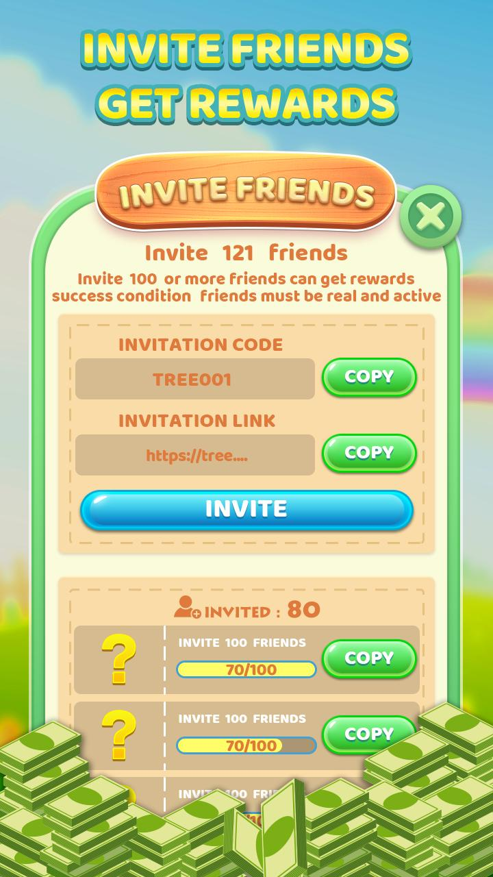 Tree For Money - Tap to Go and Grow 1.0.5 Screenshot 5