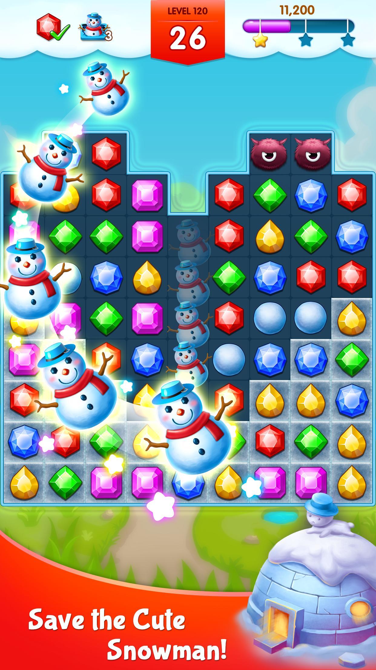 Jewels Legend - Match 3 Puzzle 2.33.3 Screenshot 10