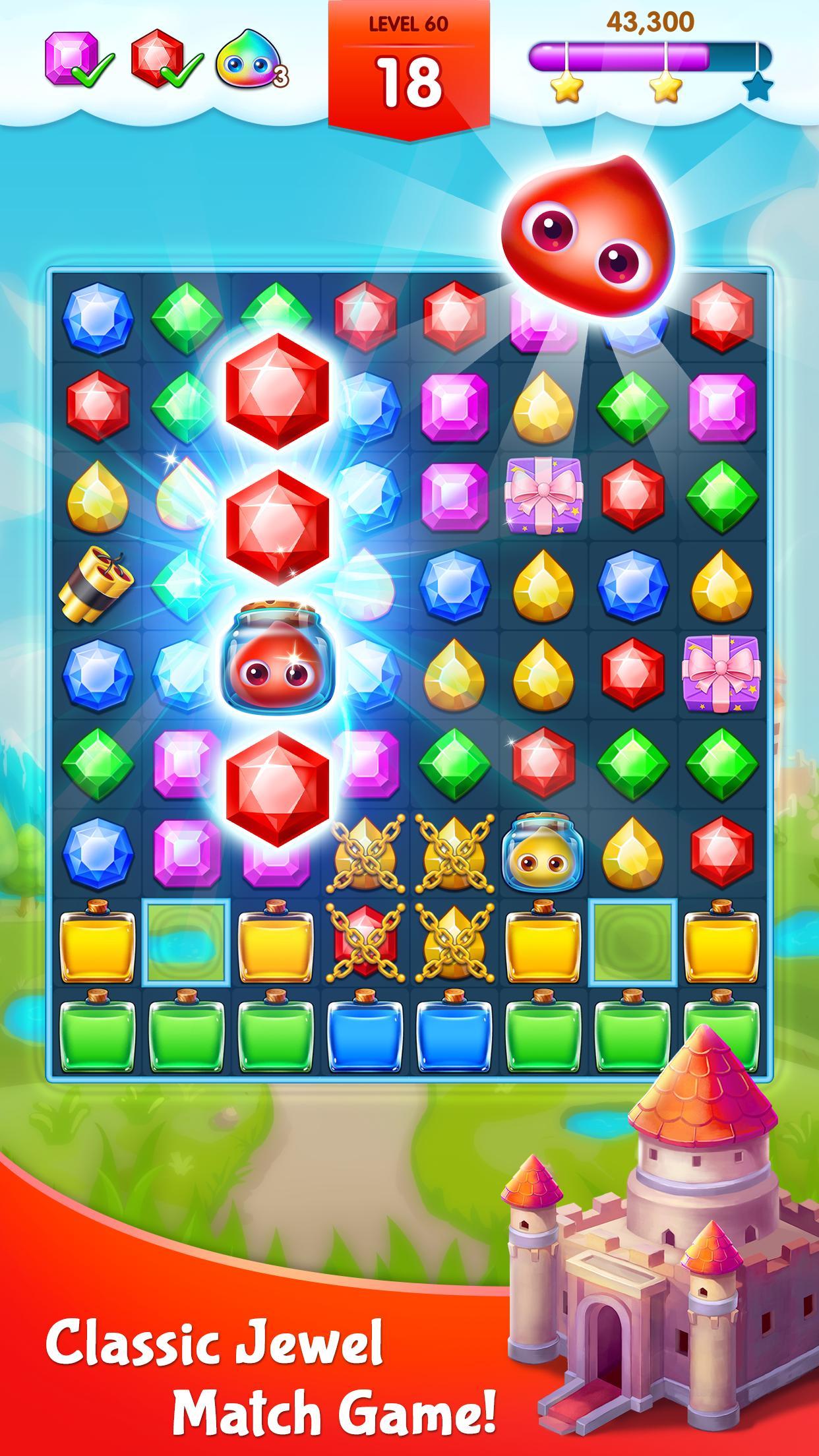 Jewels Legend - Match 3 Puzzle 2.33.3 Screenshot 14